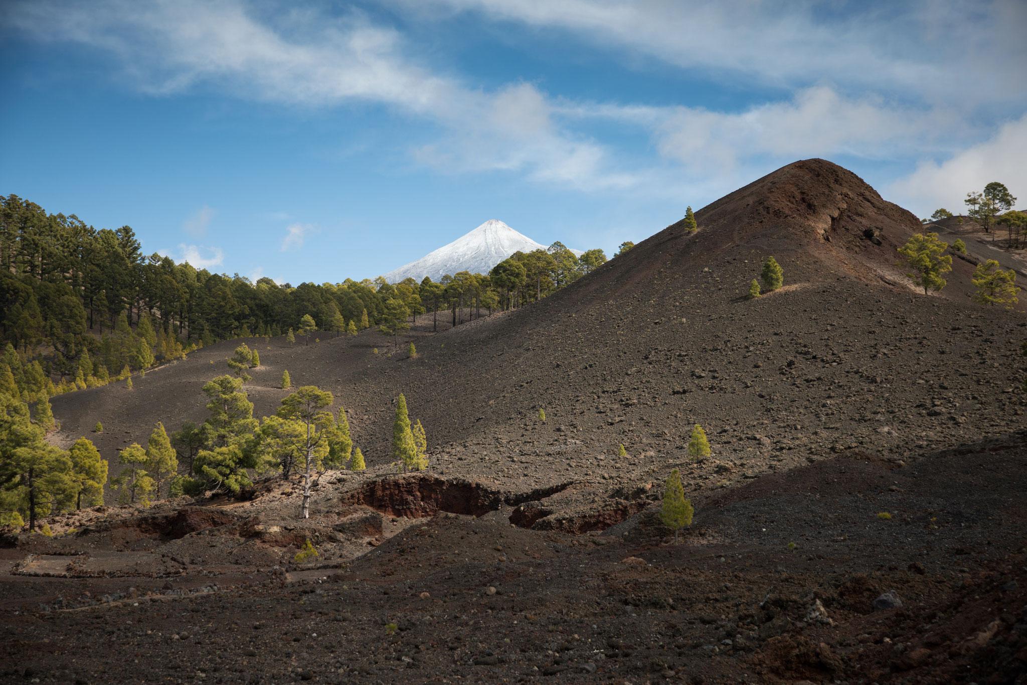 Wanderung beim Mirador Sámara
