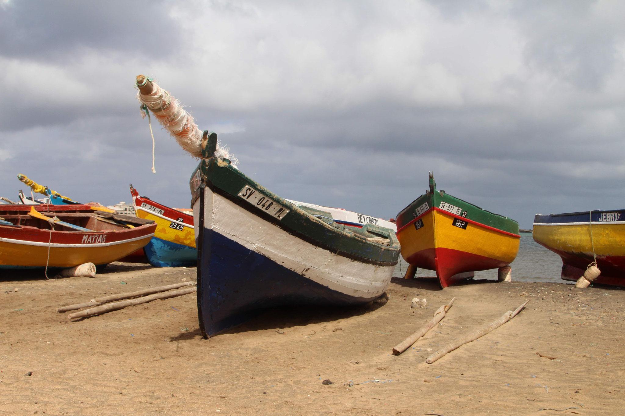 Sao Vicente - Am Strand von Baia das Gatas