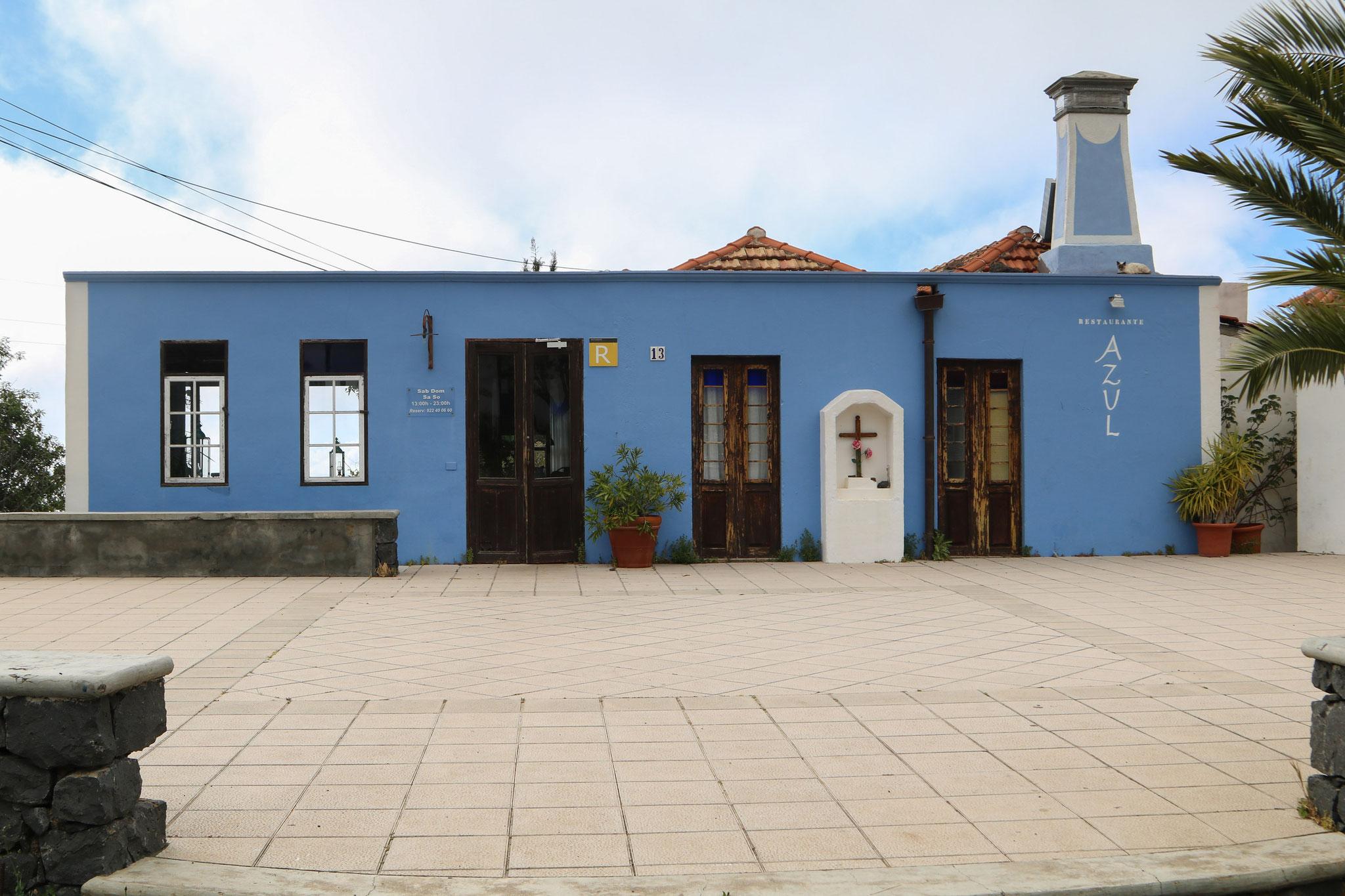 Ein besonderes Gasthaus bei Las Tricias