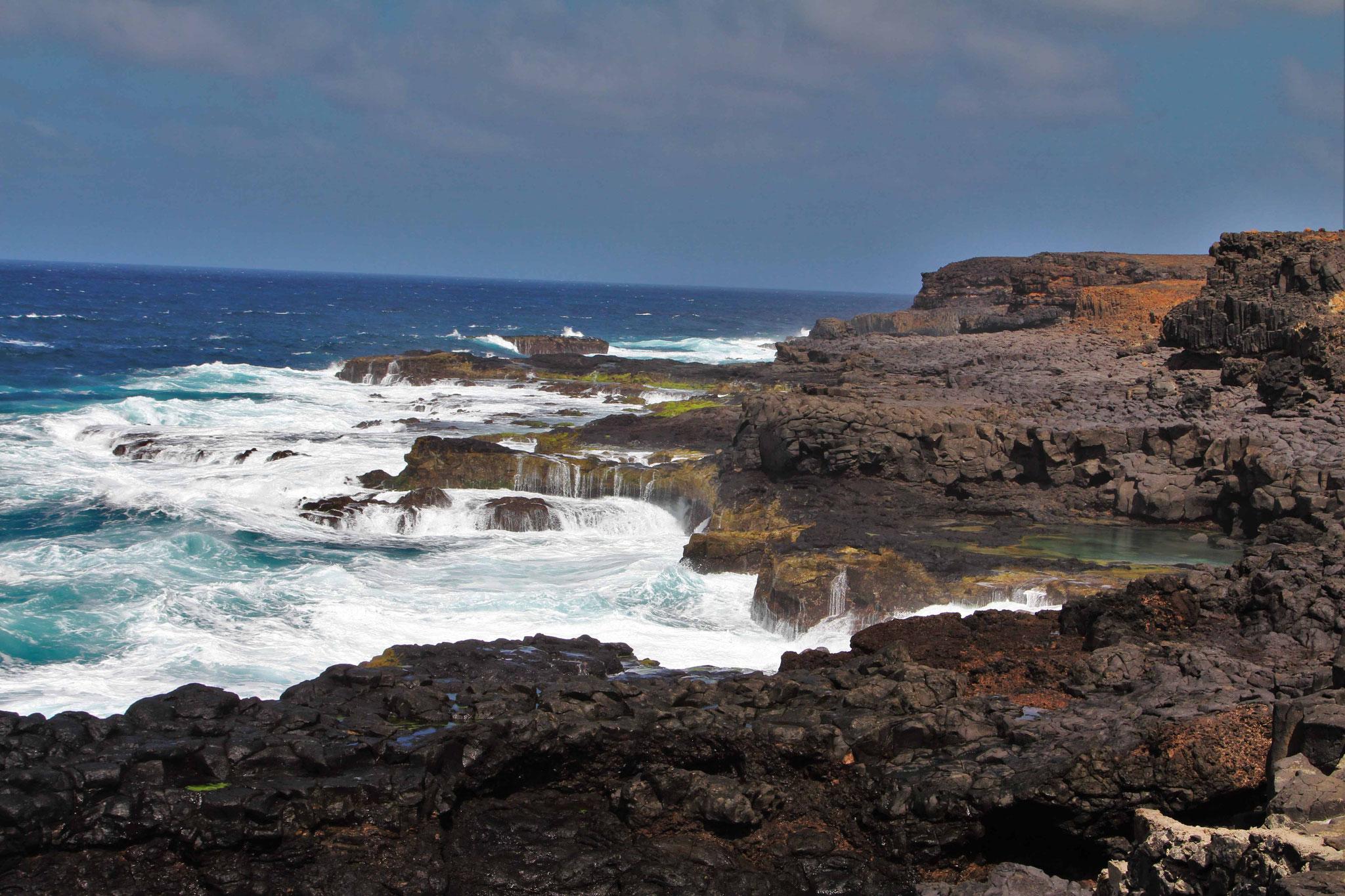 Sao Nicolao - Küste bei uncalinho