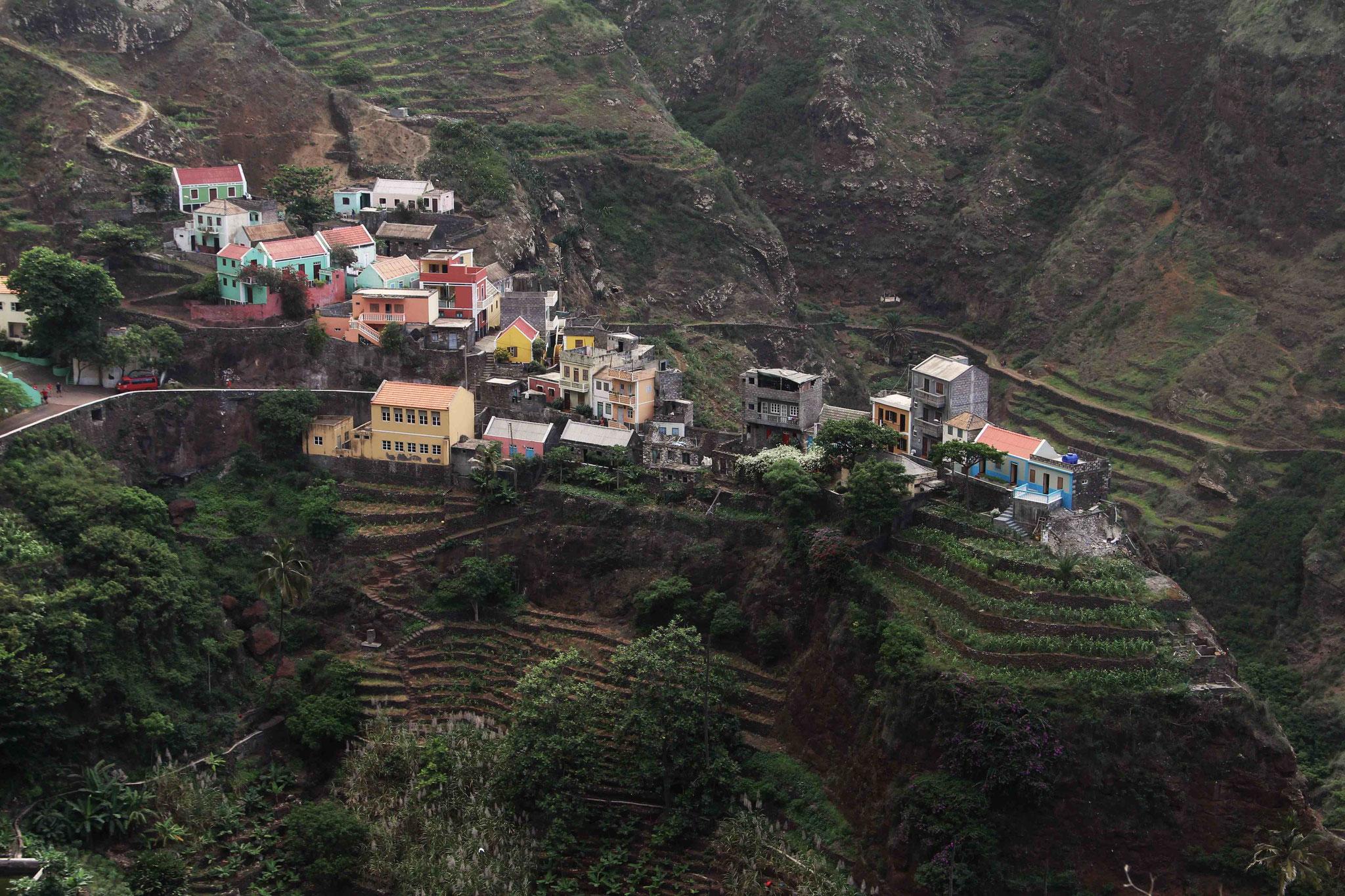 Santo Antao - Fontainas