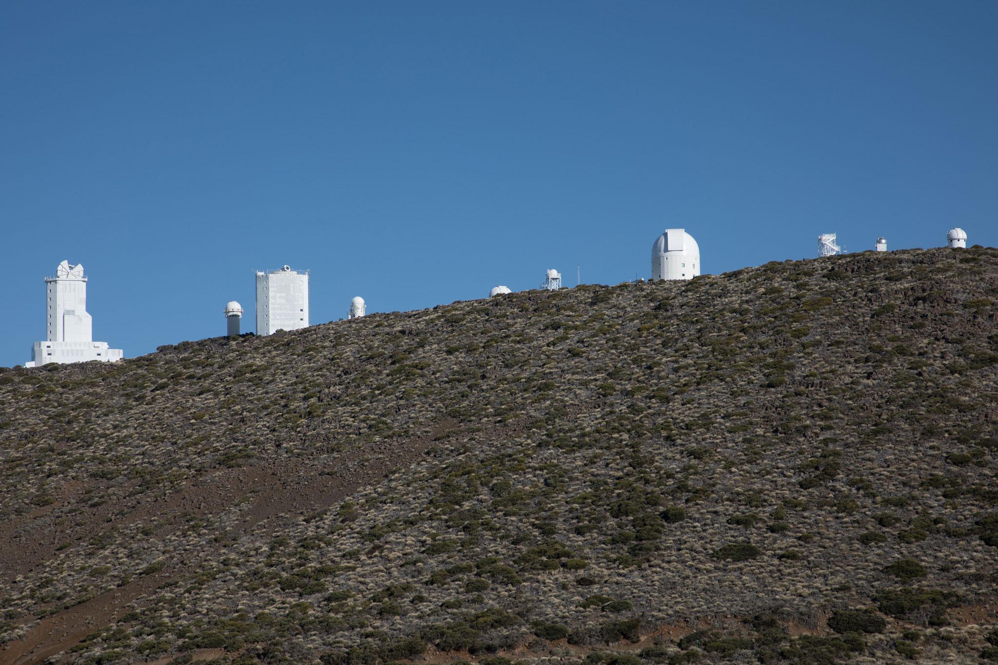 Observatorio Astrofísico del Teide