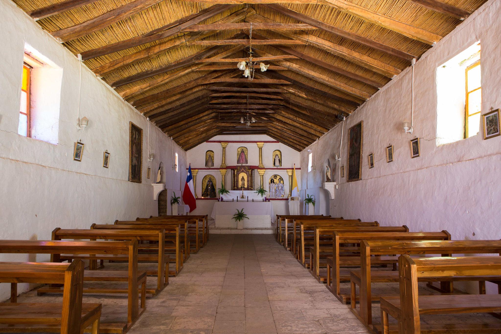 Kirche von Tocanao