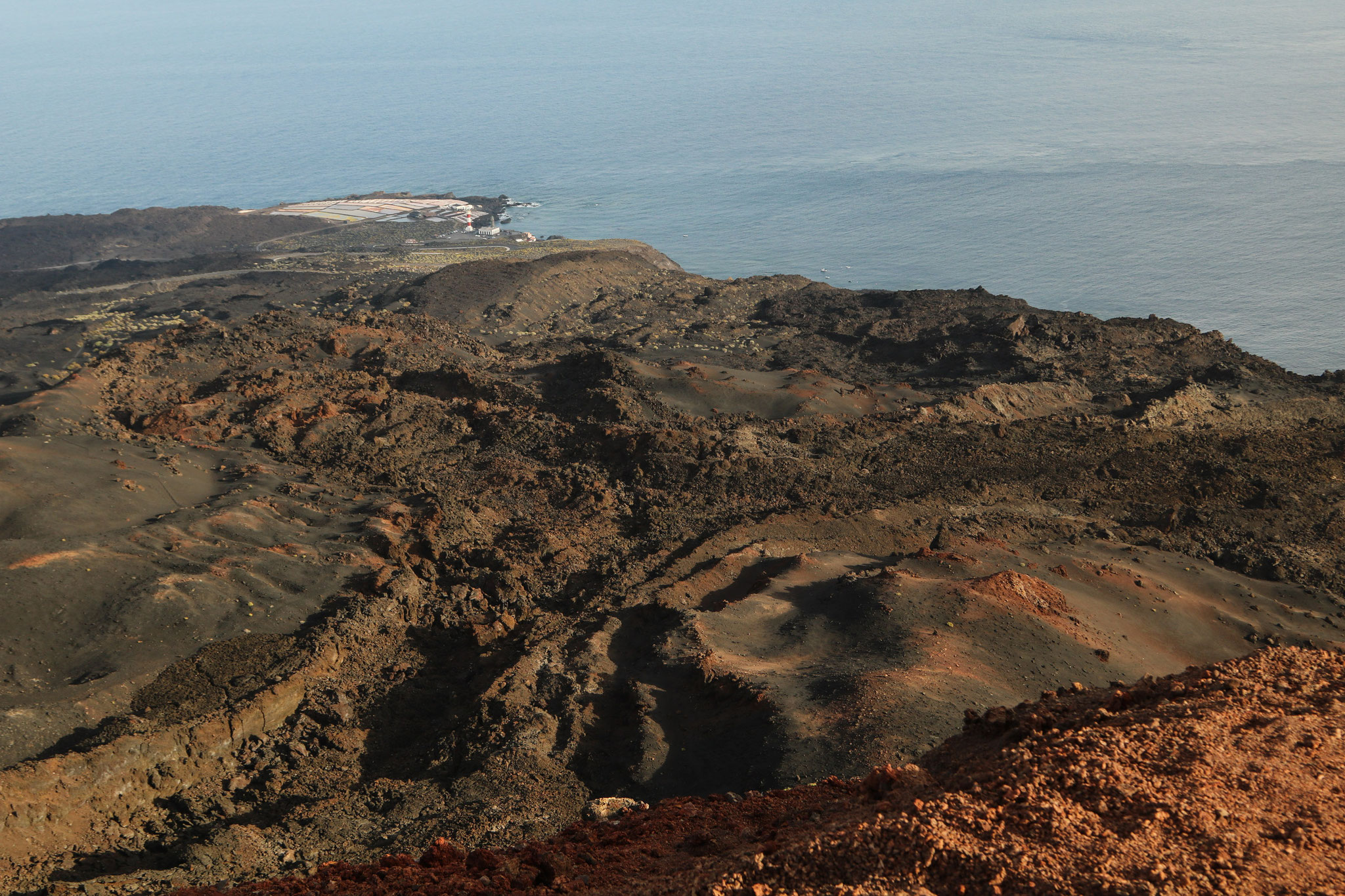 Volcan de Teneguia