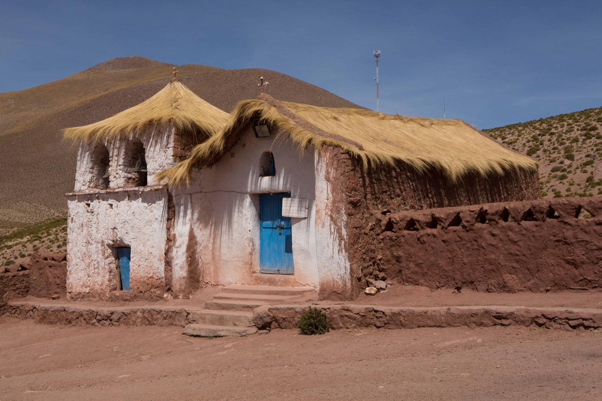 Kirche von Machuca