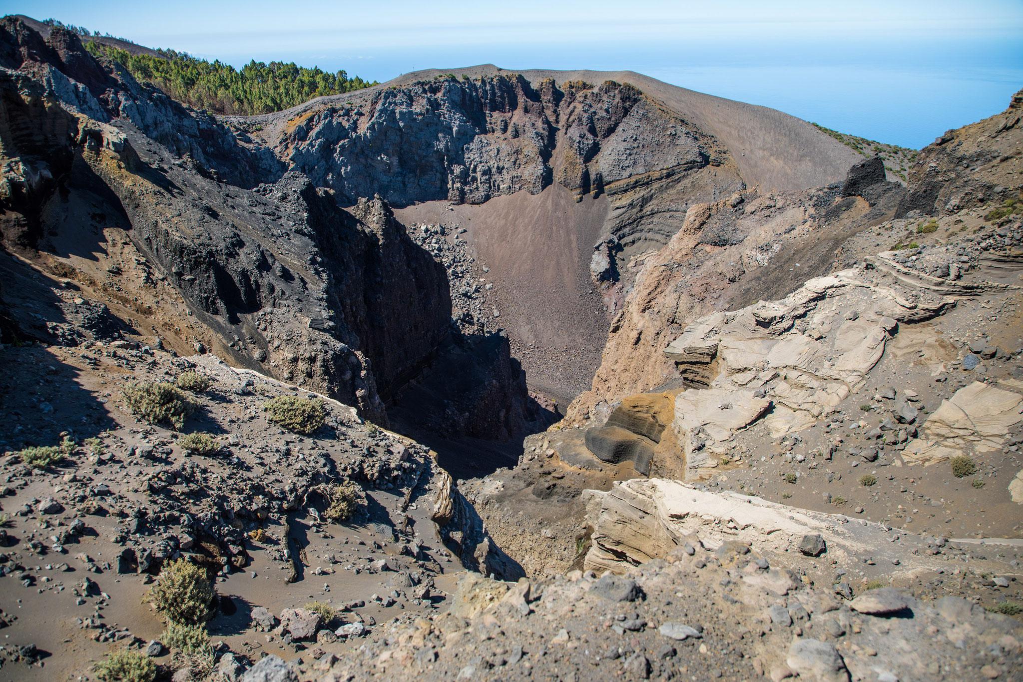 Cumbre Vieja - Wanderung von Vulkan zu Vulkan (von El Pilar nach Fuencaliente)