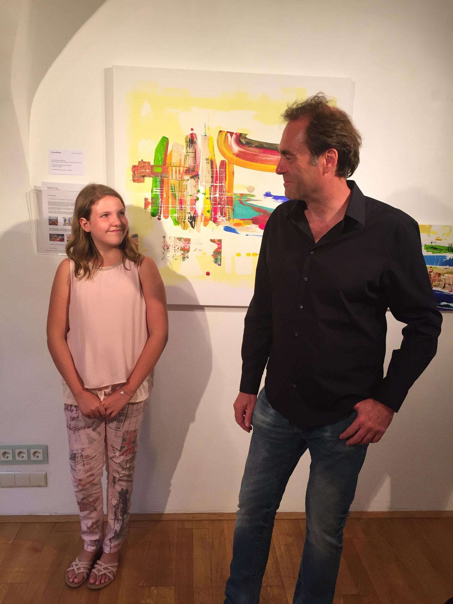 Künstler Alexander Stransky - 27.8.2016