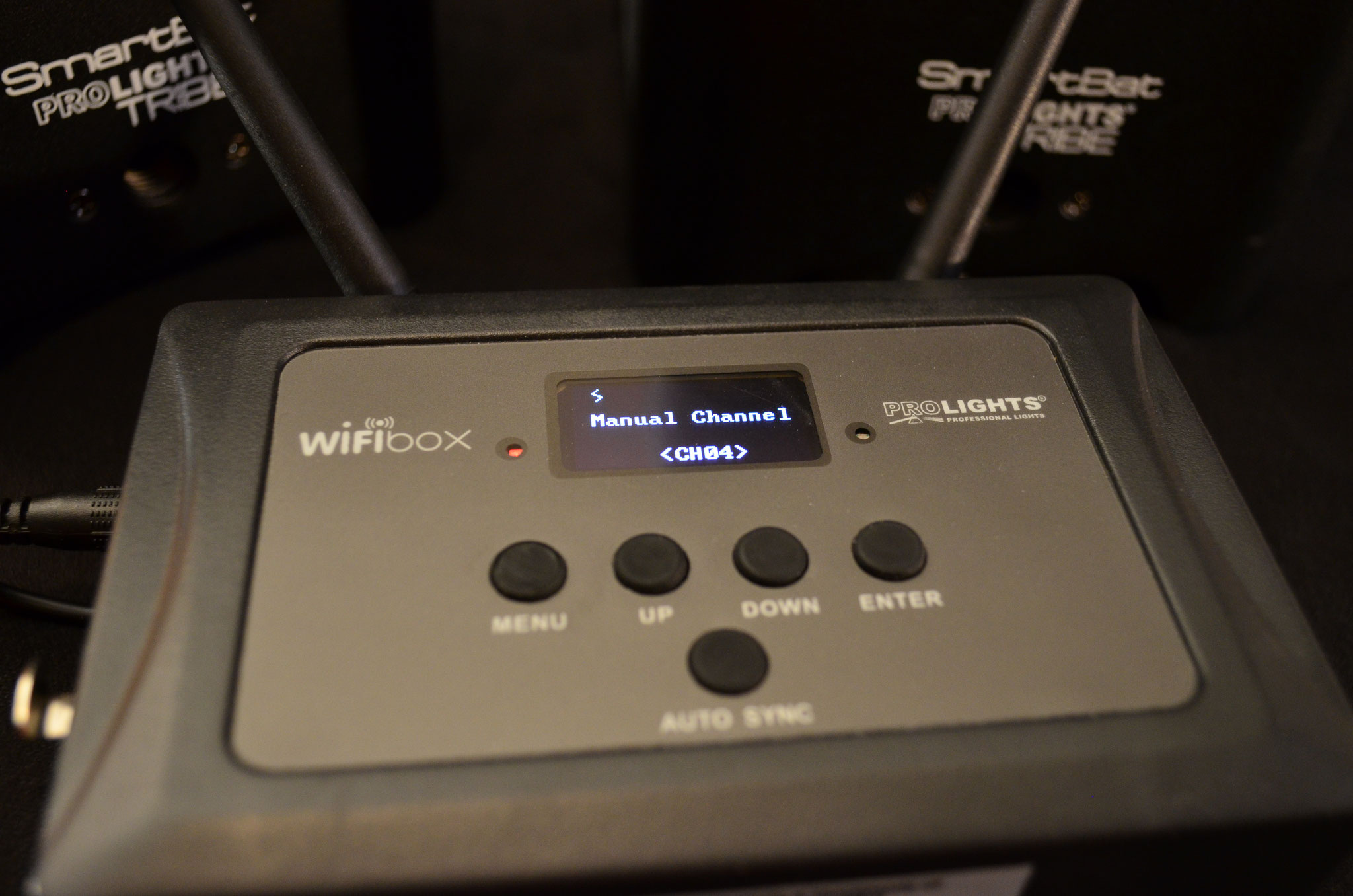 Prolights Wifibox