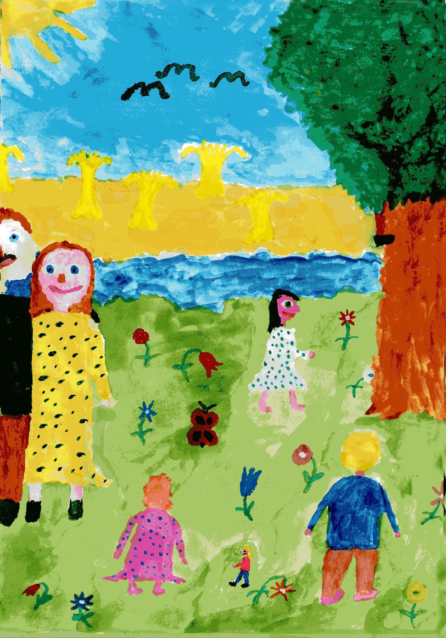 Annas Kinder (Titelbild)