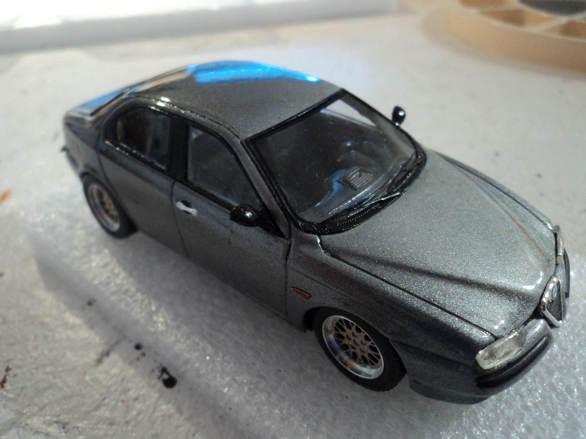BBR model kit.
