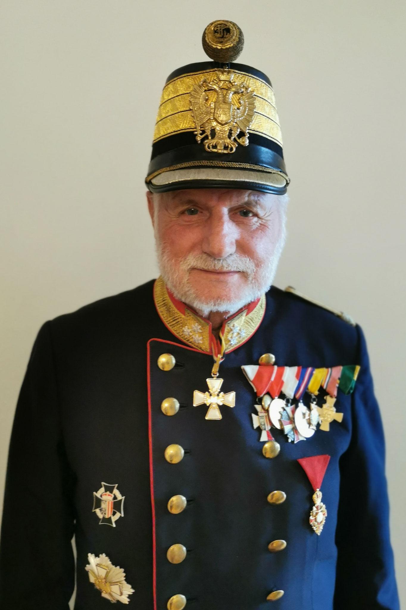 Komm.Rat.Herbert Feilmayr Oberst i.TR