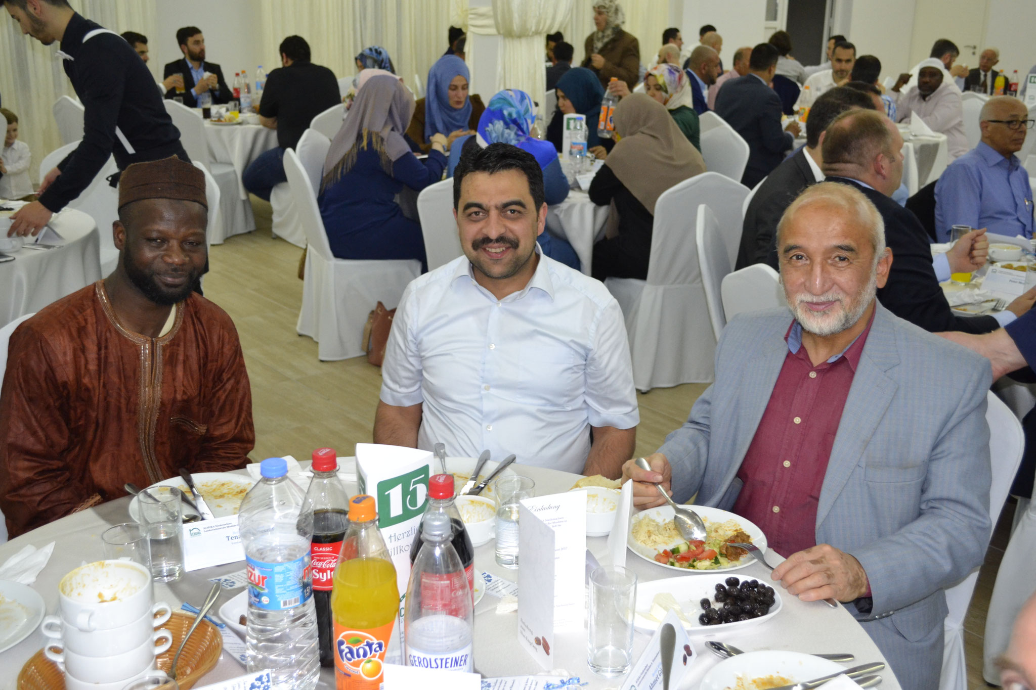 Iftar Empfang der Schura (02.06.2017)