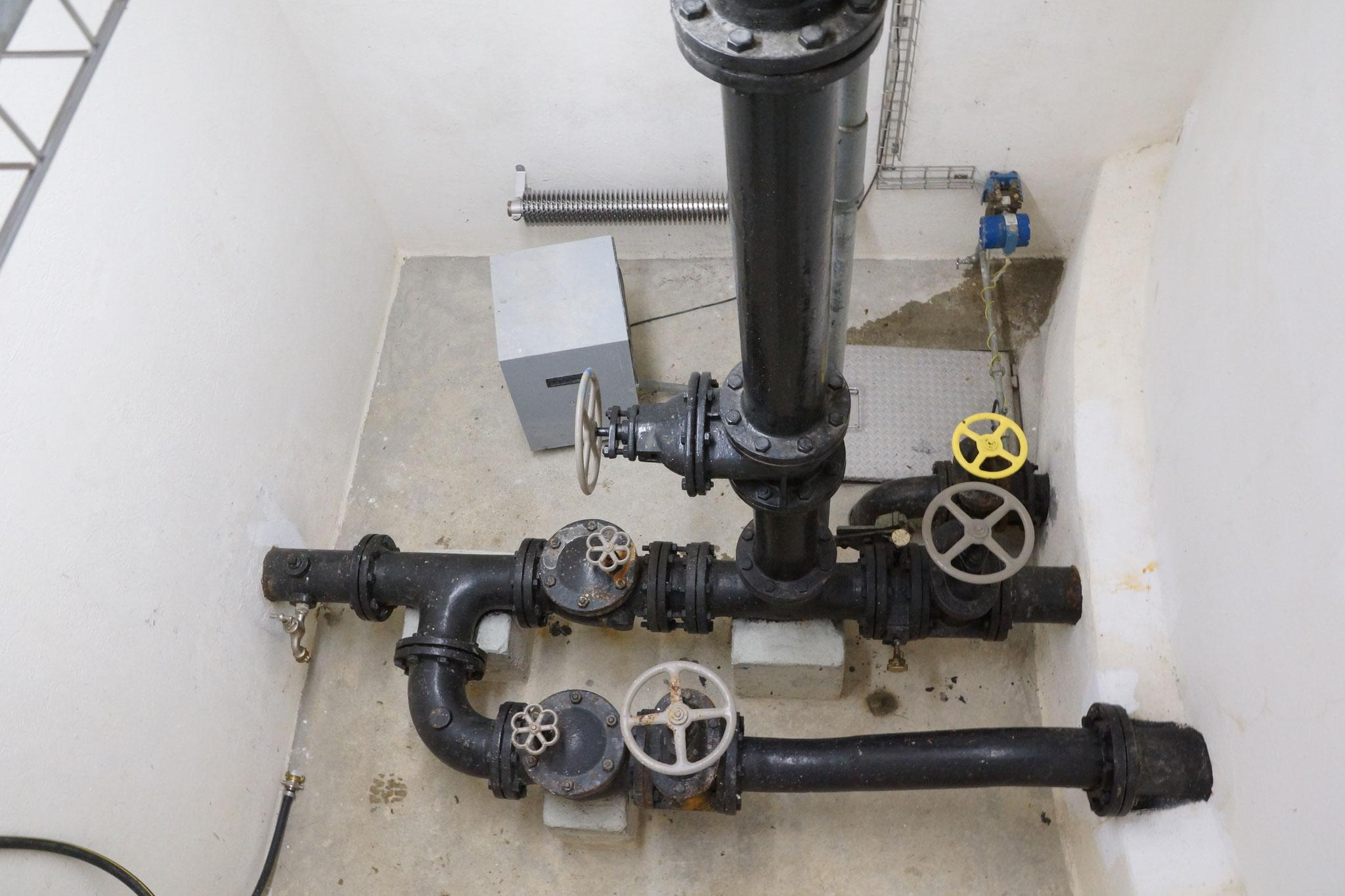 Rohrkeller - Reservoir Strahlegg