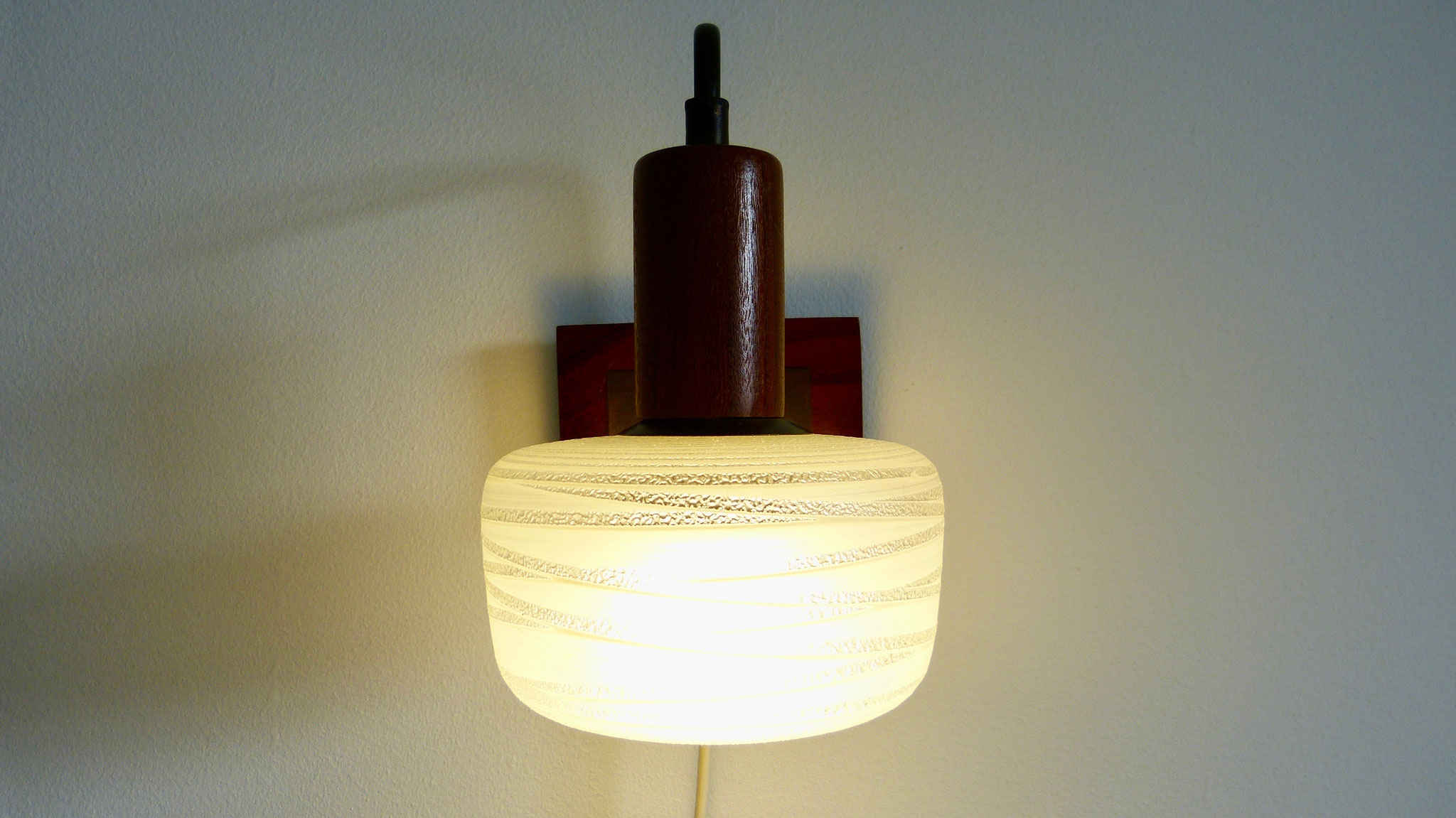 Wandlampje