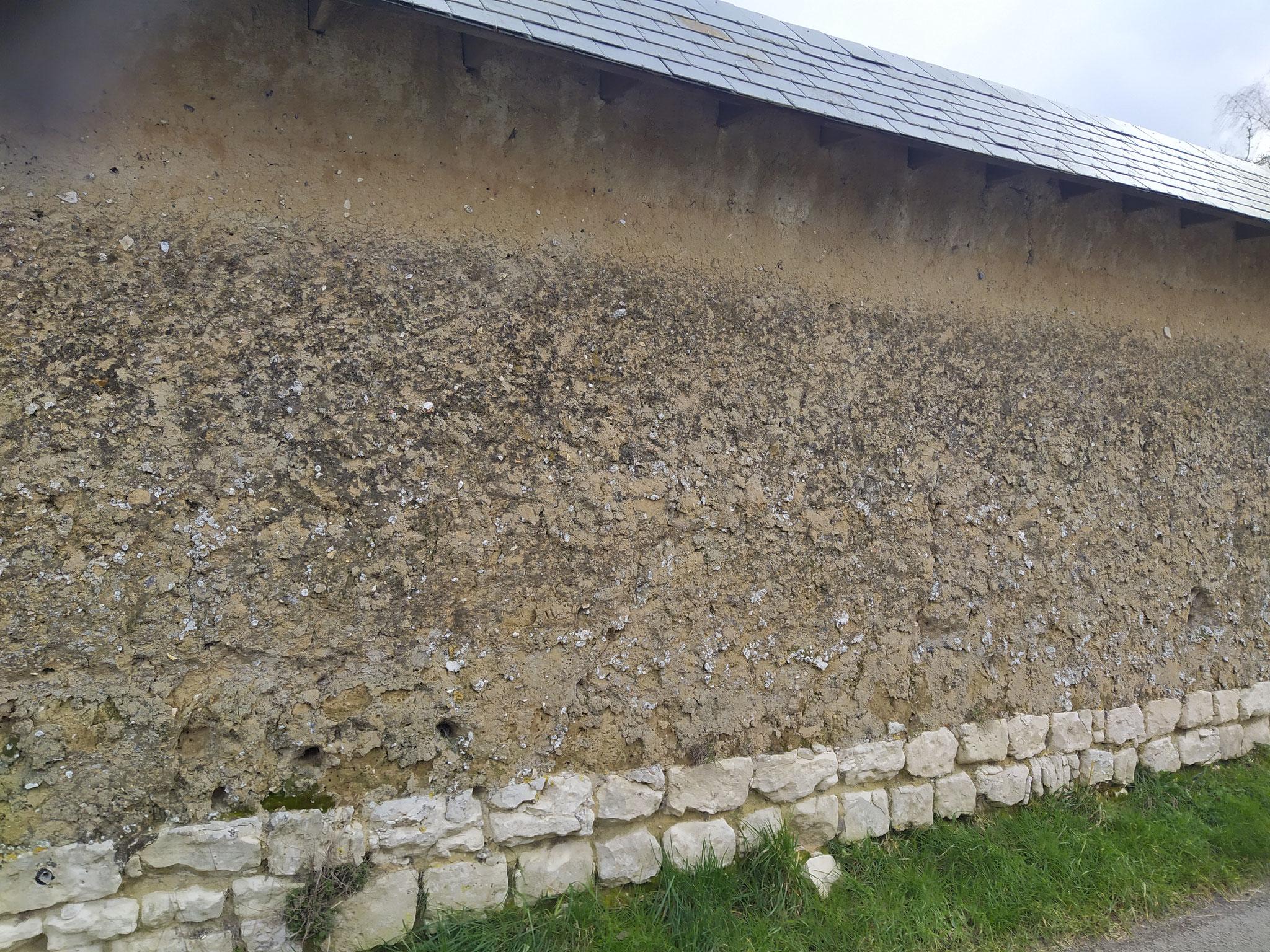Mur en Bauge.