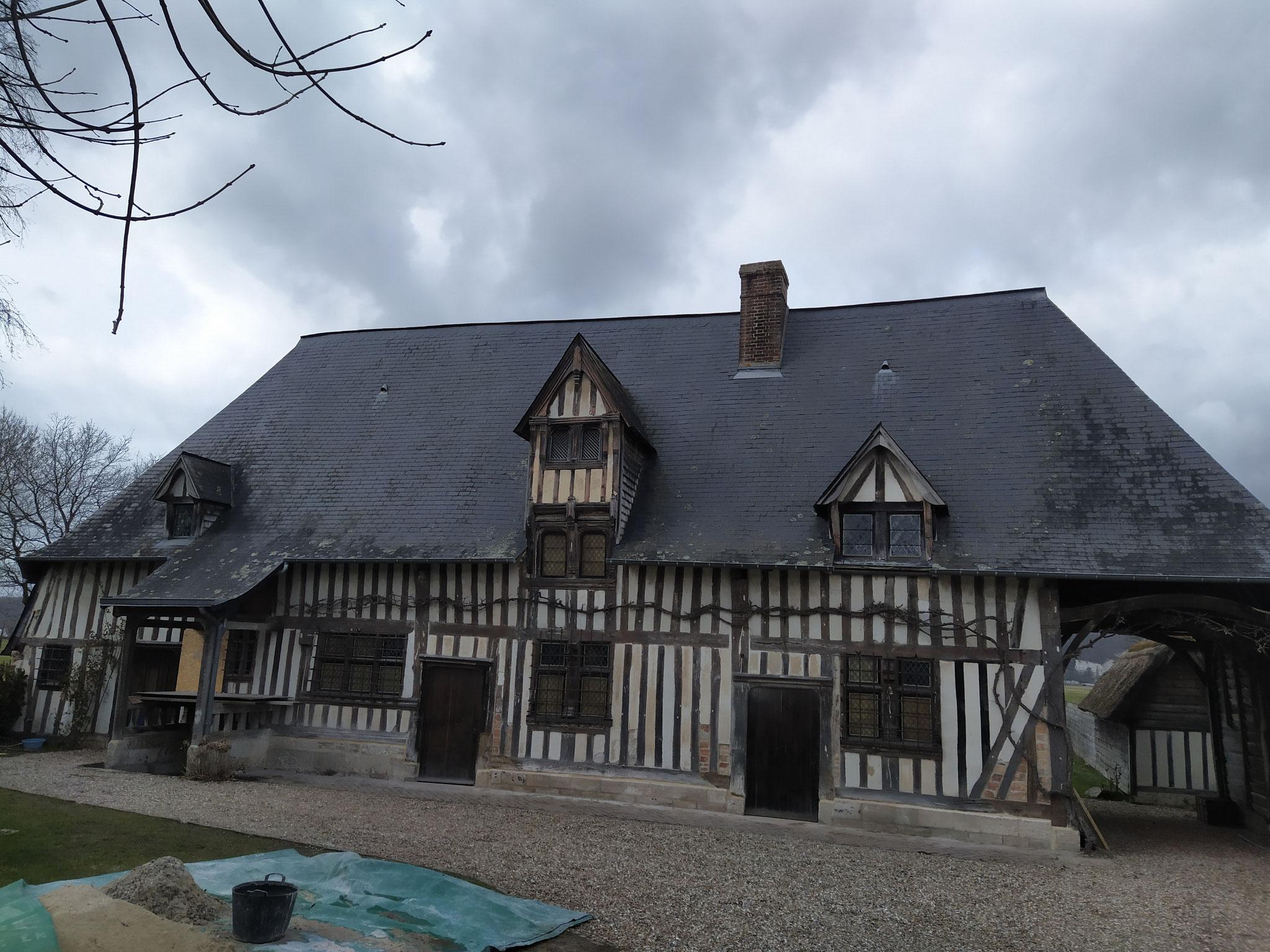 La maison du piqueur de François 1er