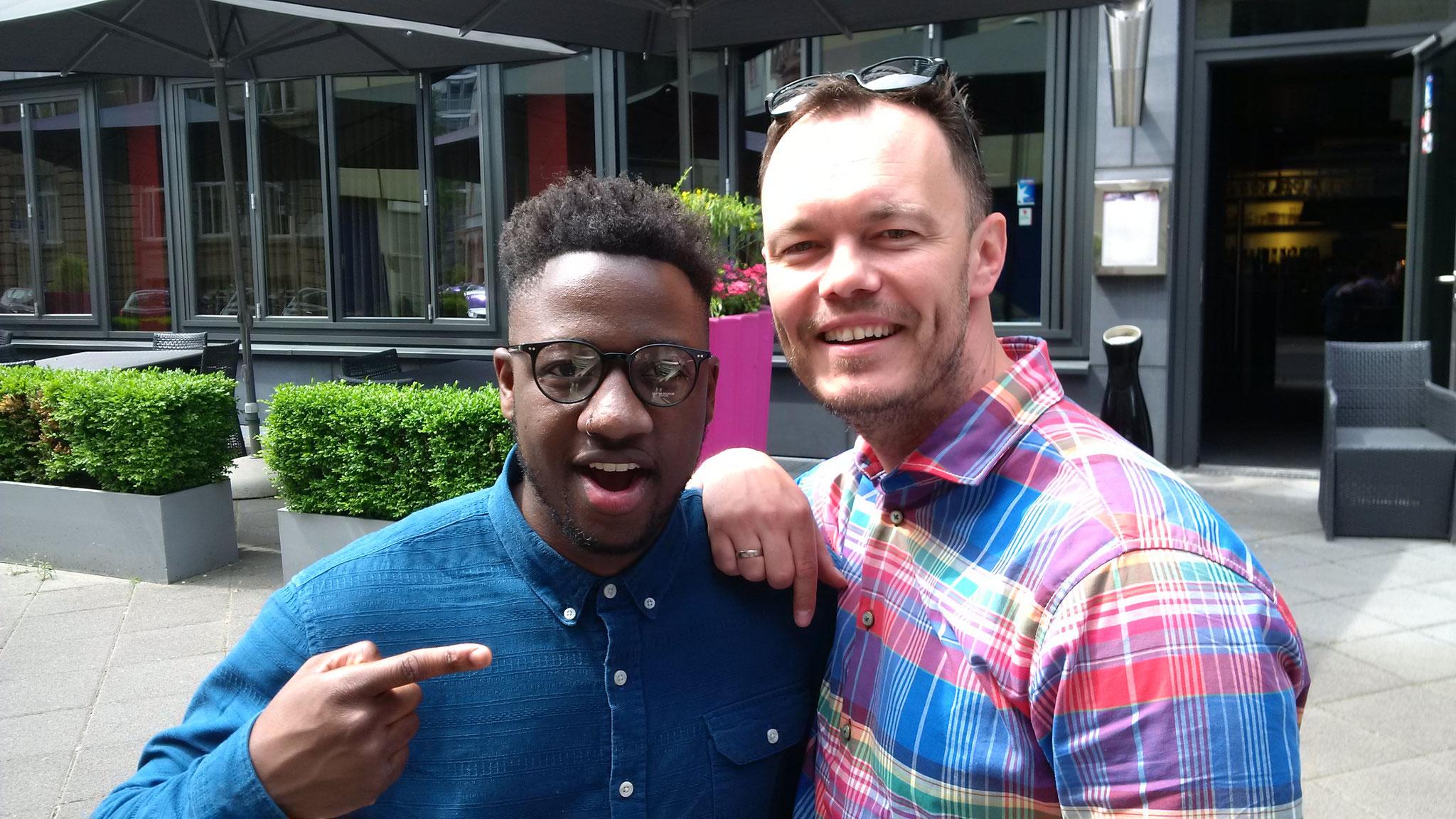 Damian & Kelvin Jones
