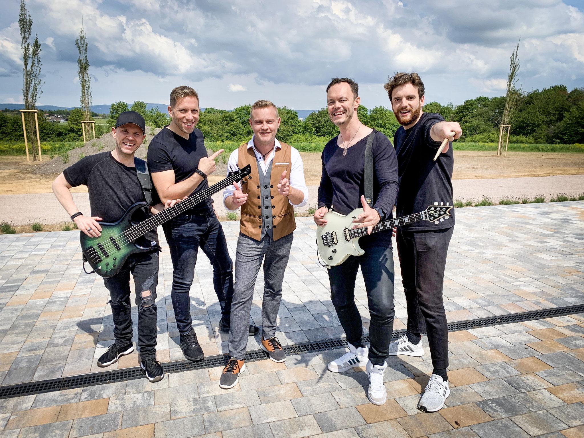 ZDF Fernsehgarten mit Frank Lukas