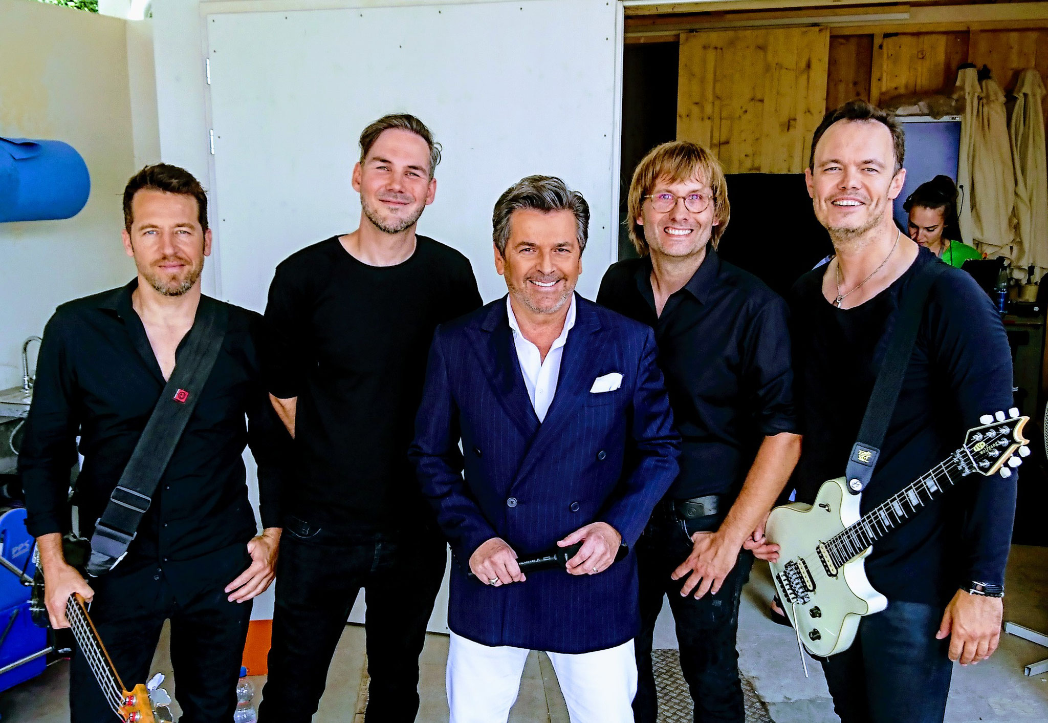 Damian & Thomas Anders