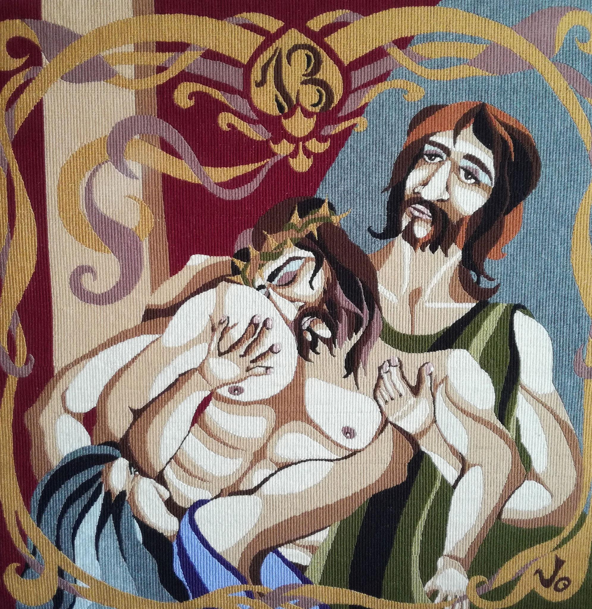 XIII. Sňat z kříže