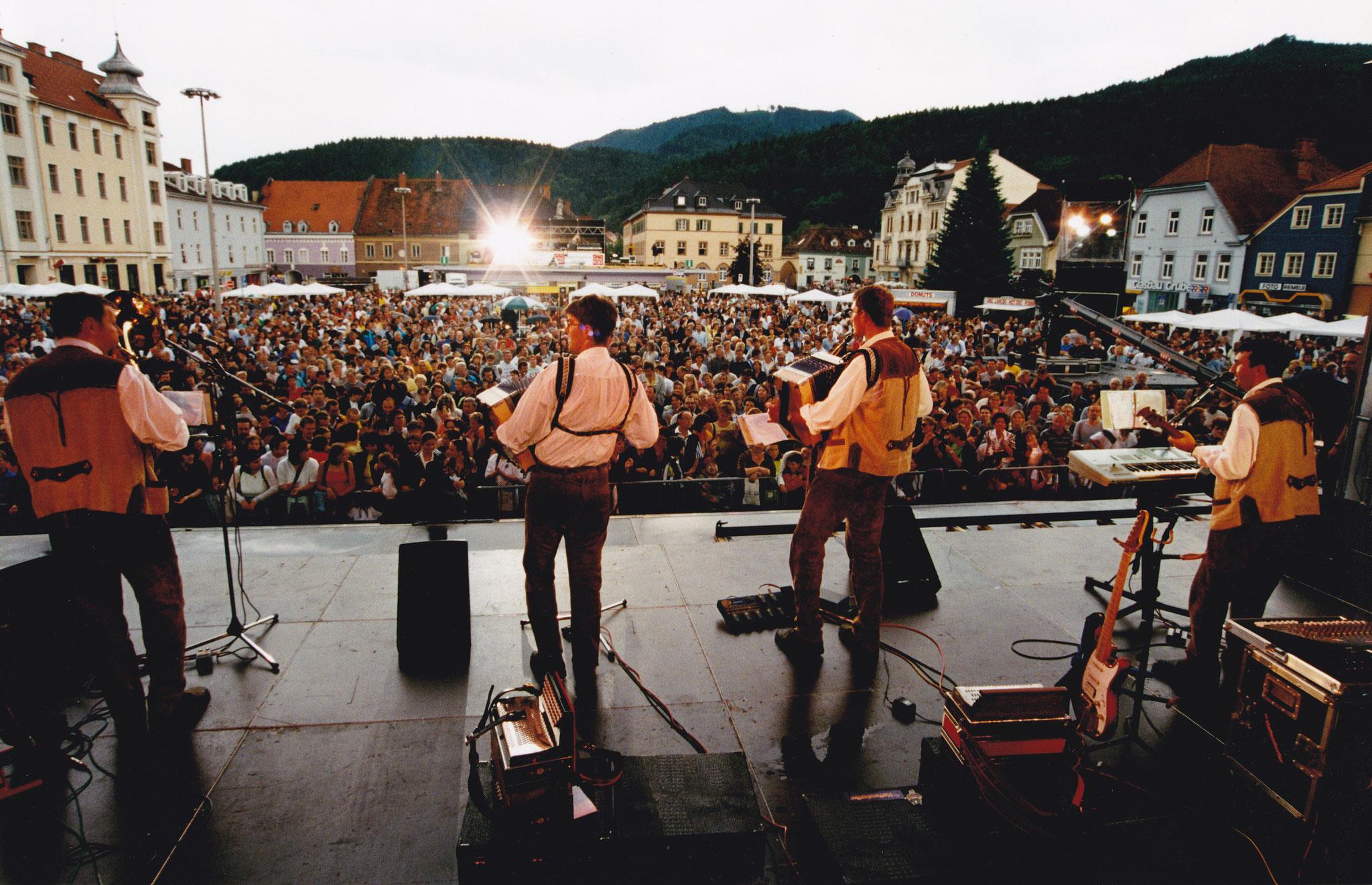 Band für Steiermark Open Air