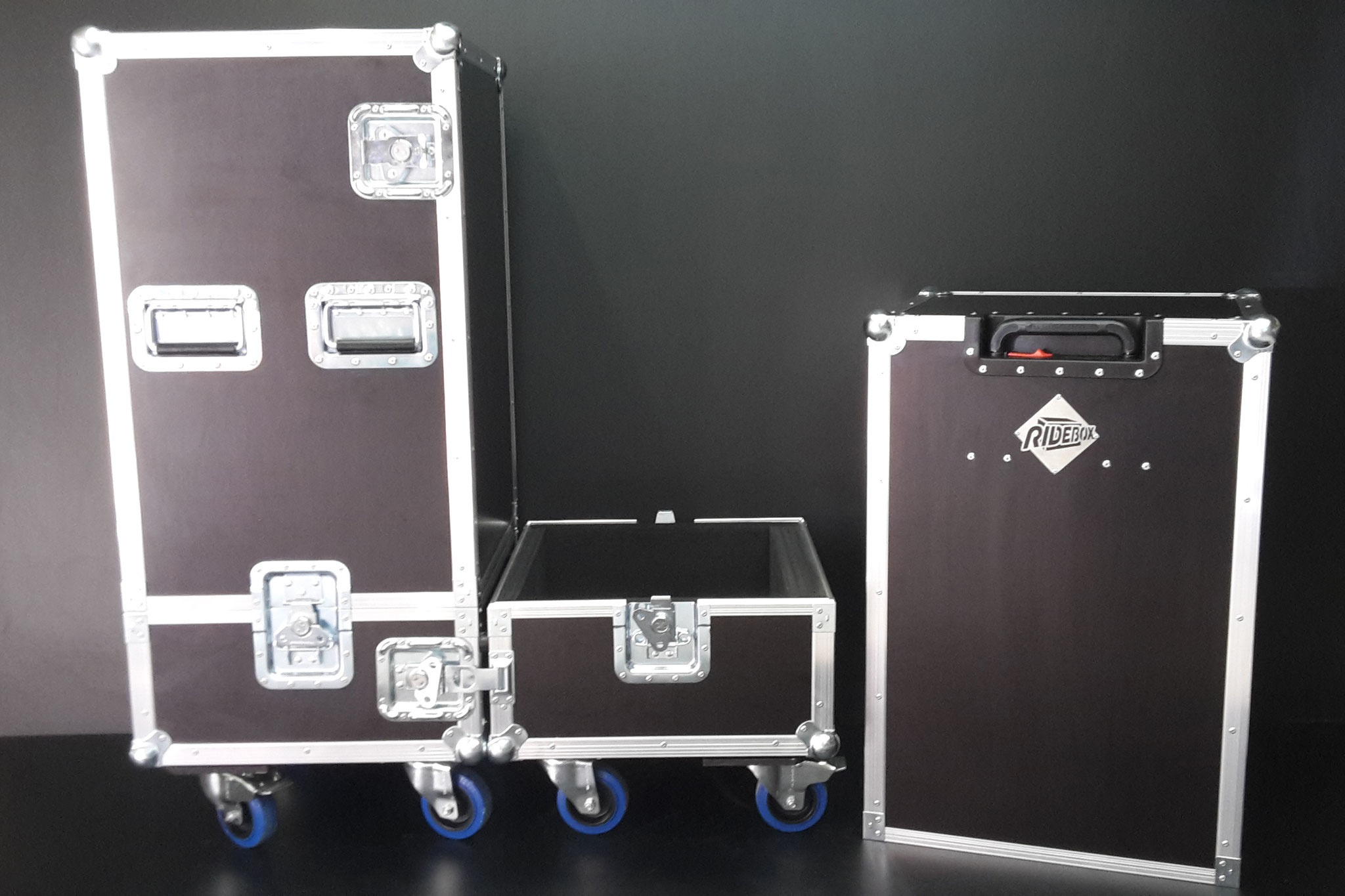 flight case empilable