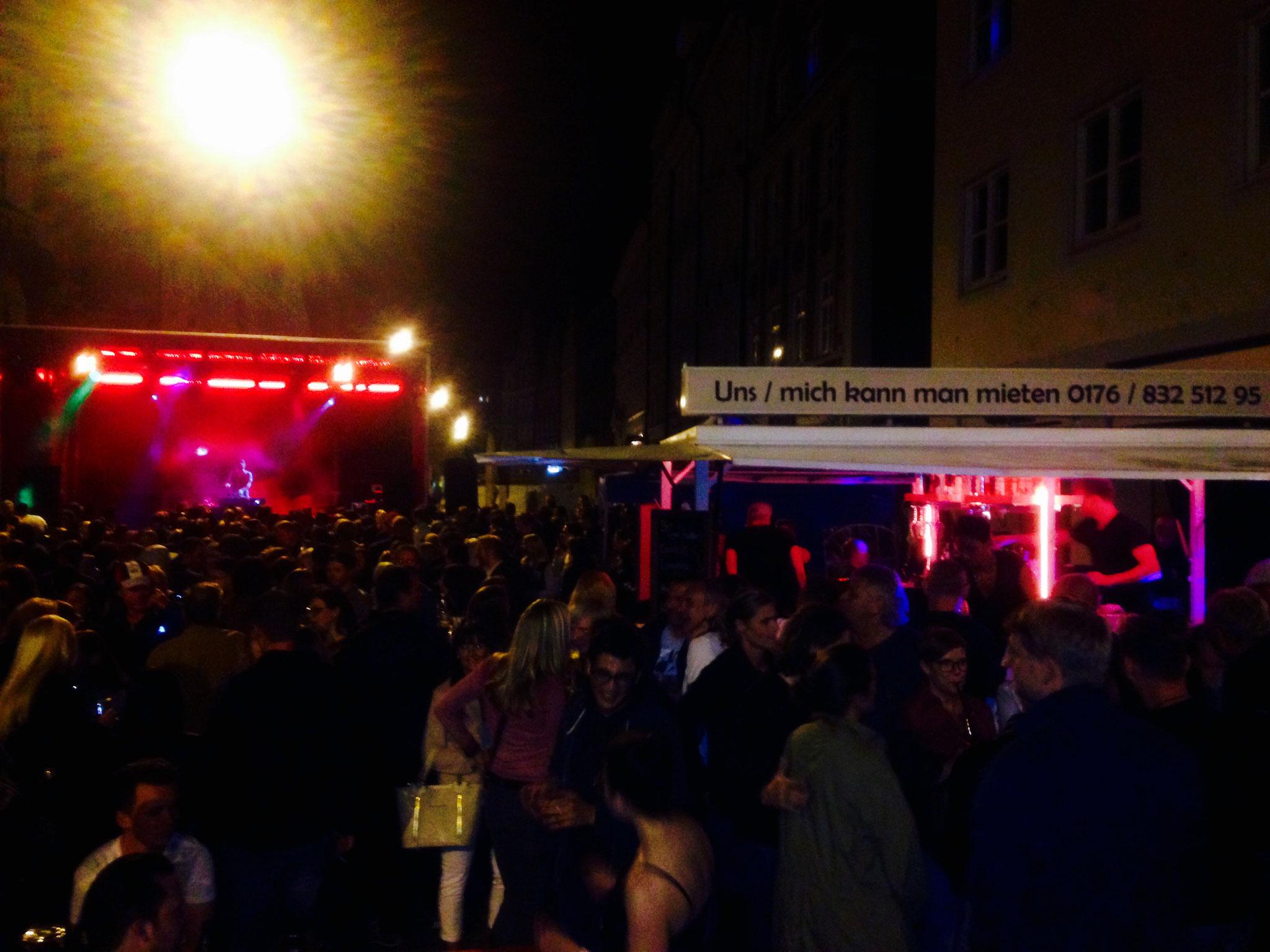 Altstadtfest Landshut 2016