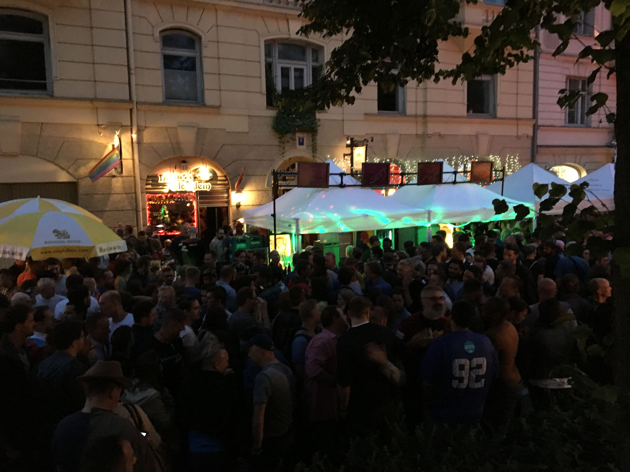 Hanssachsstraßenfest München 2017