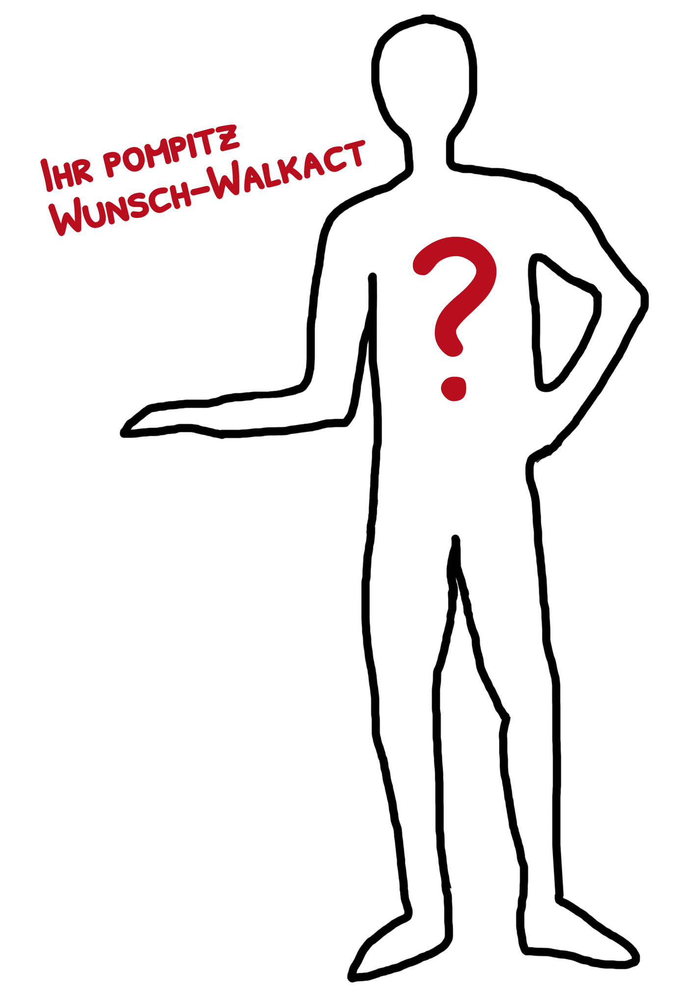 Ihr Wunsch-Walkact