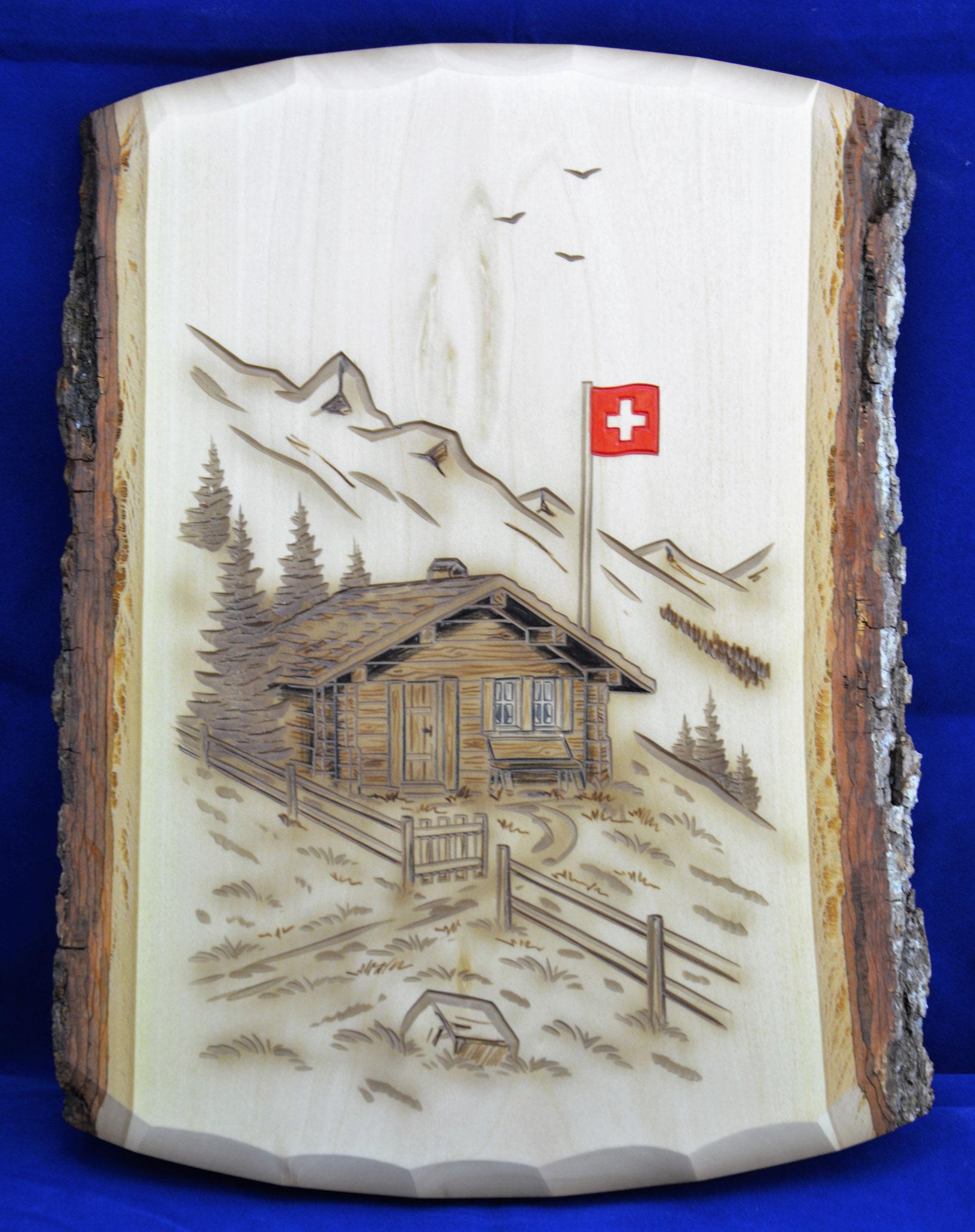 07.081.0F Alphütte