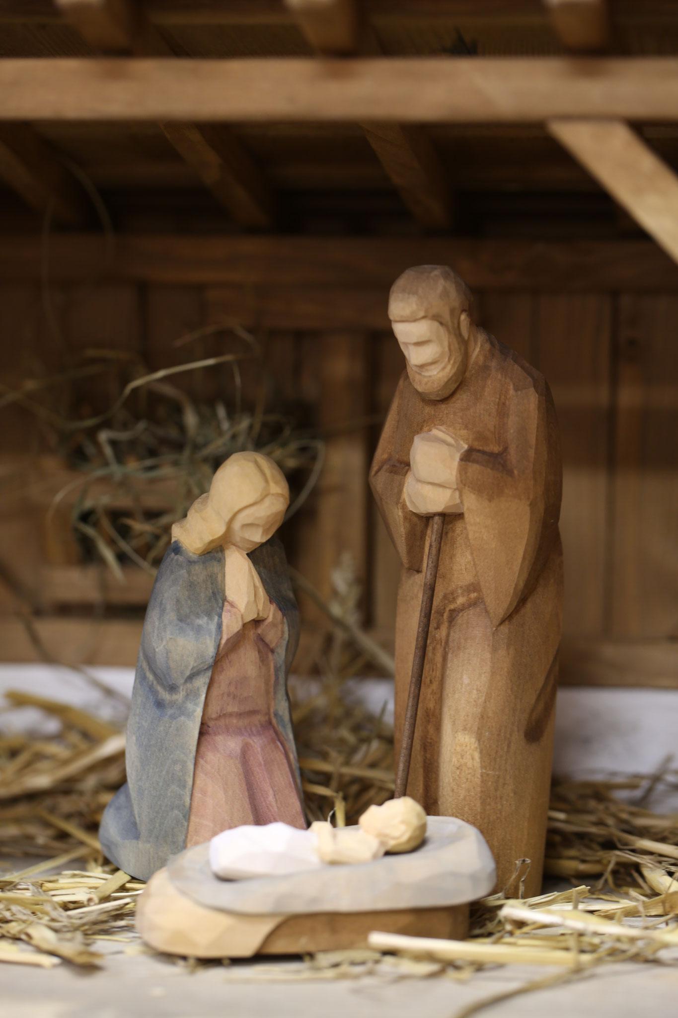 Krippenfiguren Noel