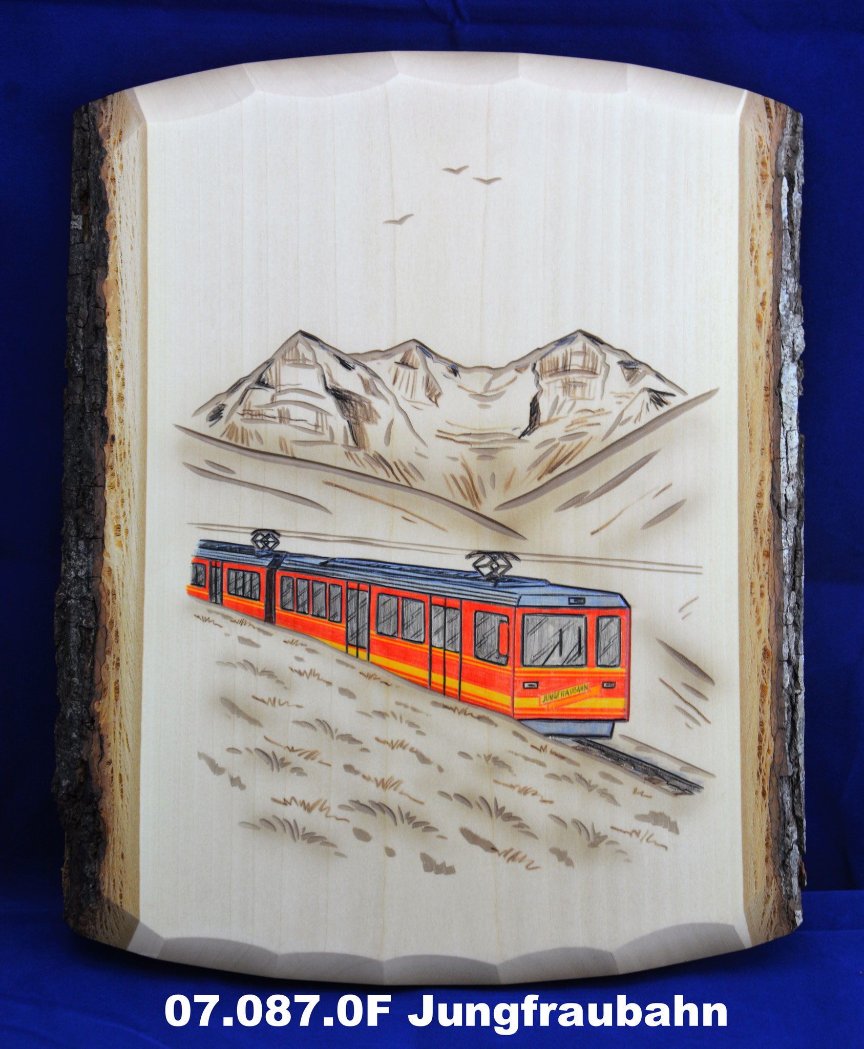 07.086.0F Jungfraubahn