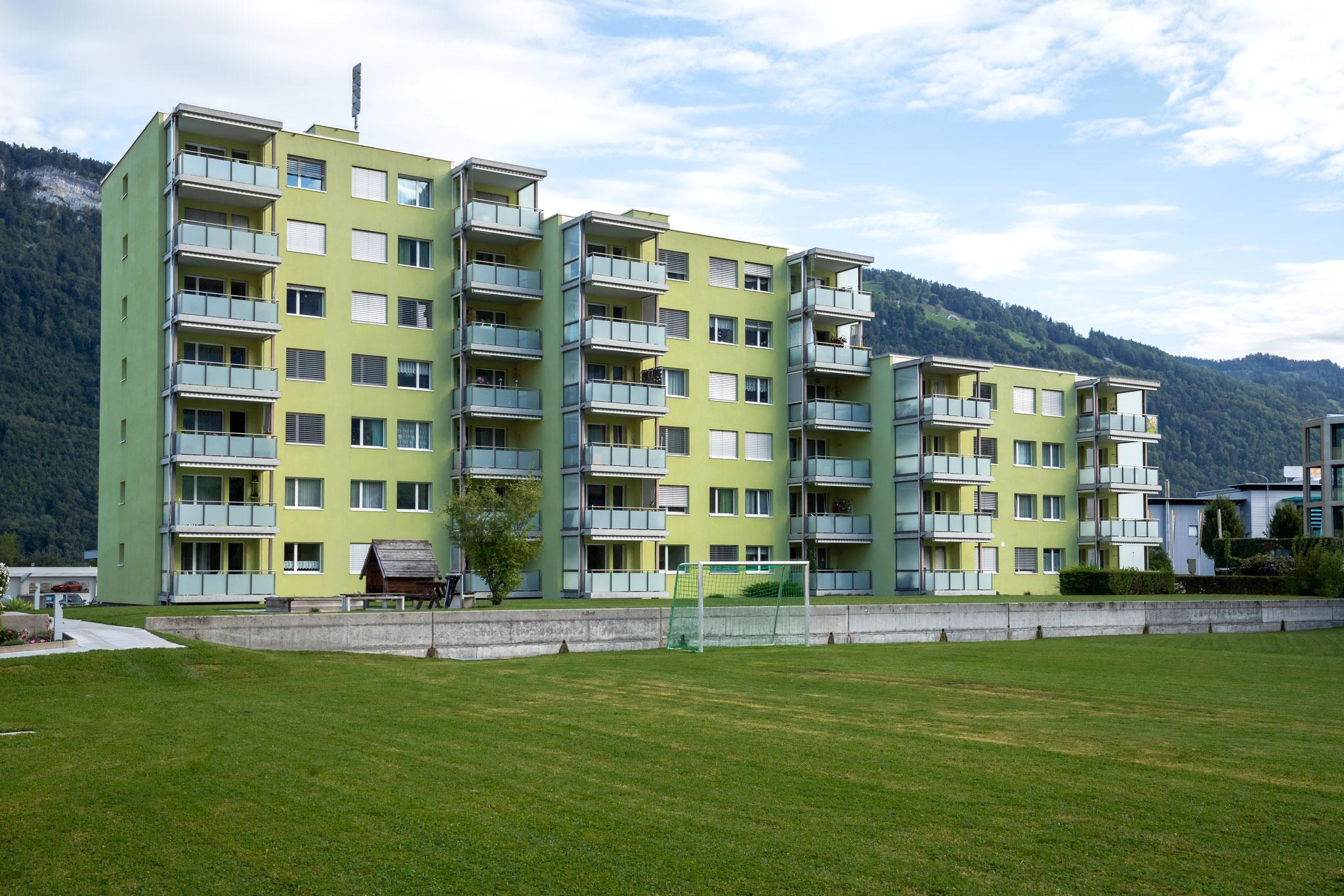 Stans, Breiten