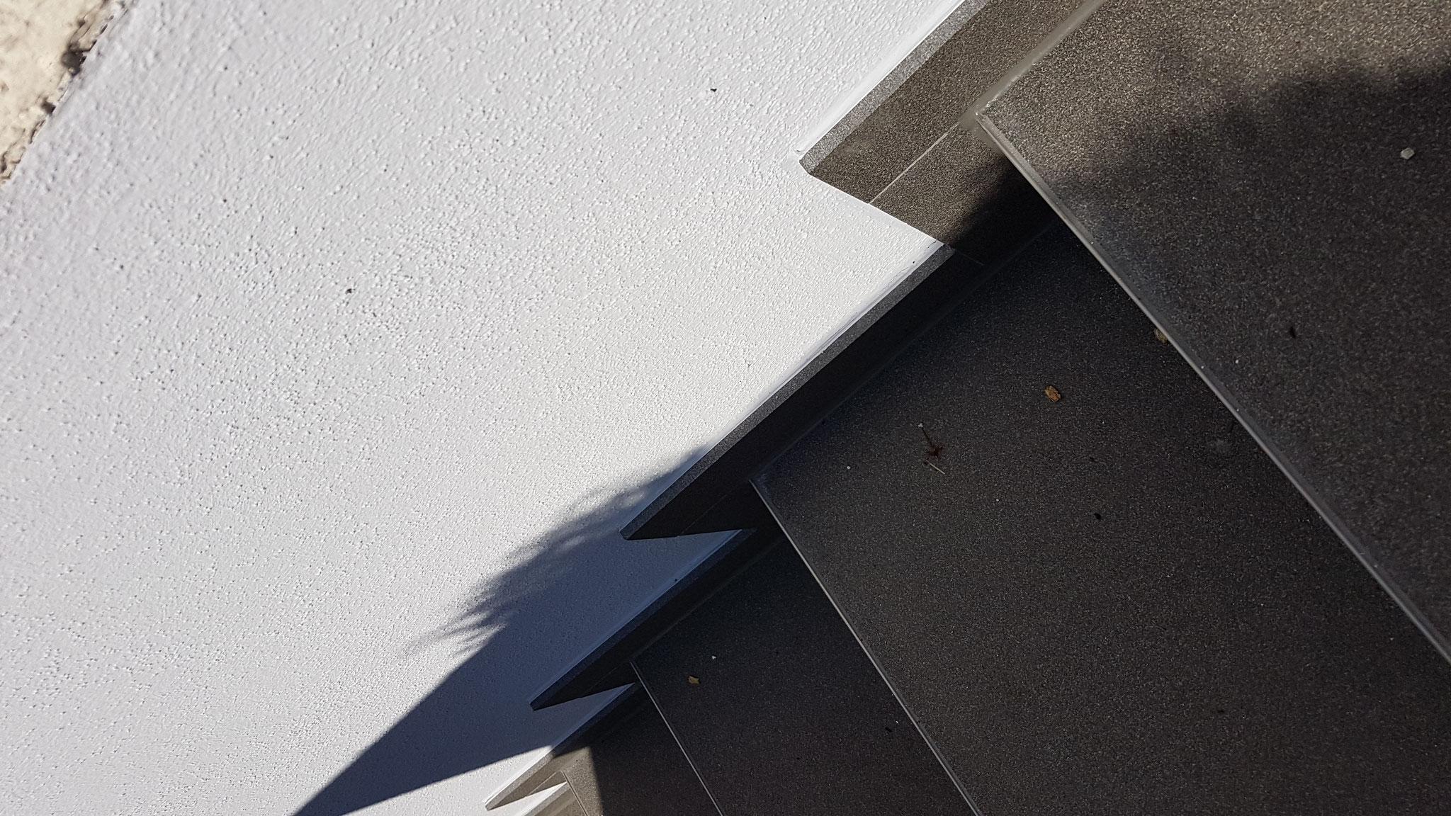 Nachher - Kellerabgang mit fachgerechter Versiegelung