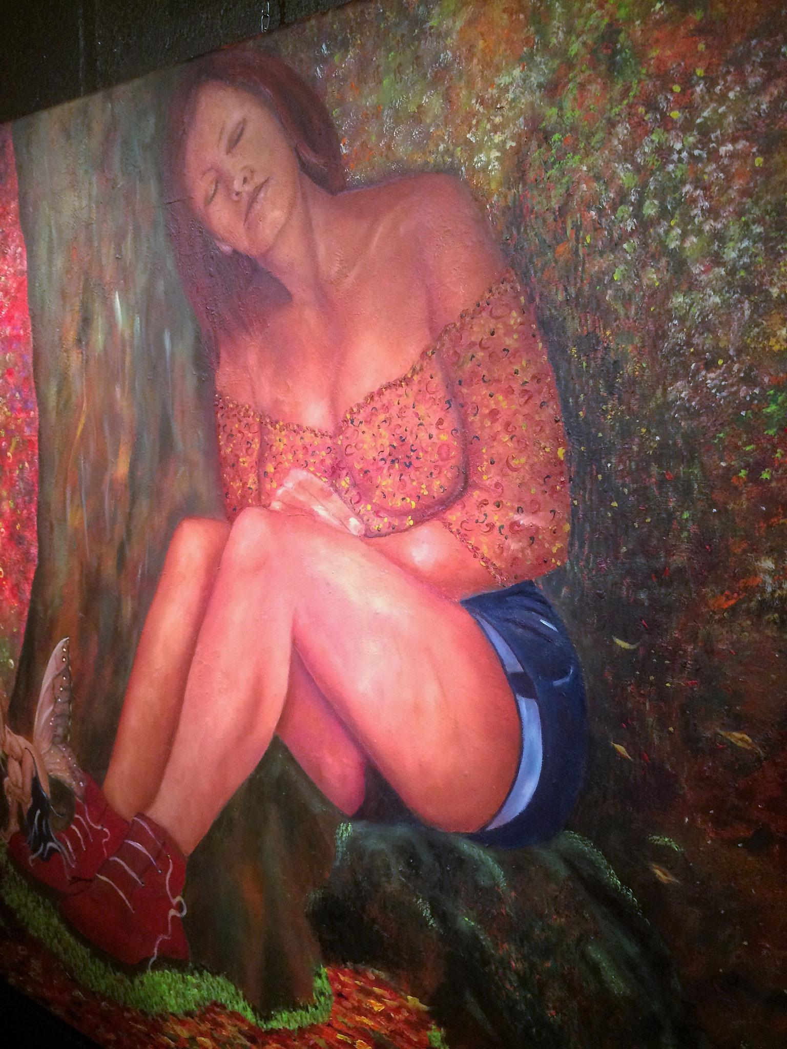 Oeuvre de Mylène Dorissen