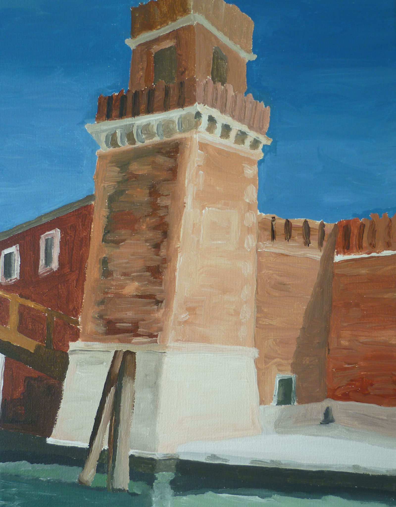 Venedig/35x30 cm
