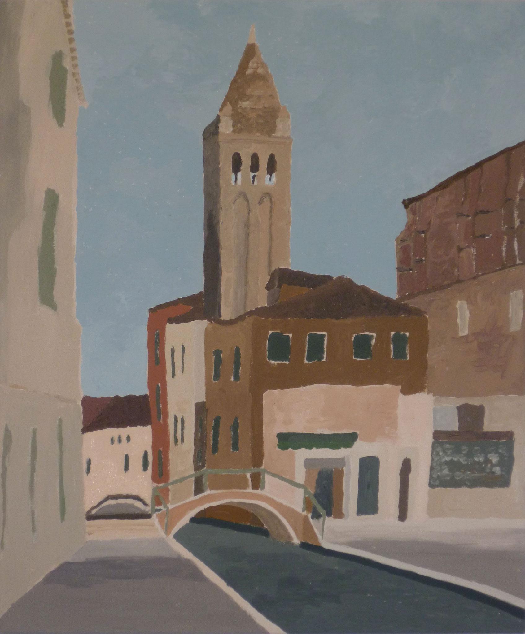 Venedig/65x55 cm