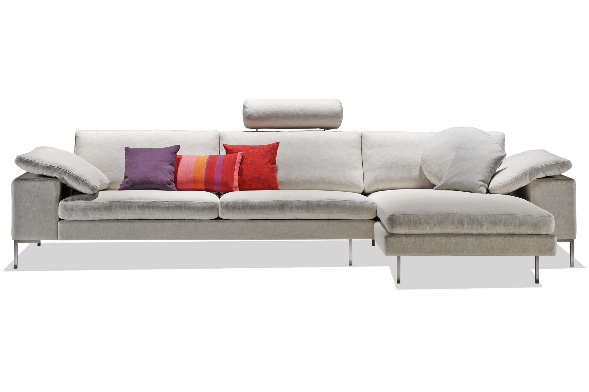Chaise longue links