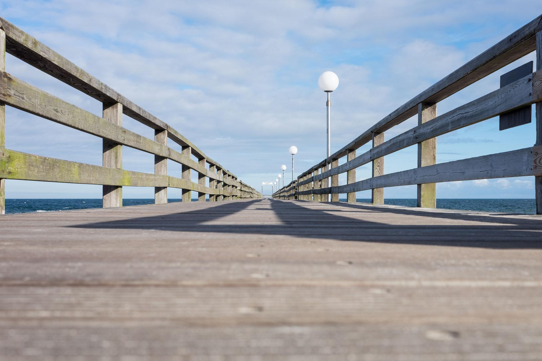 Seebrücke in Rerik