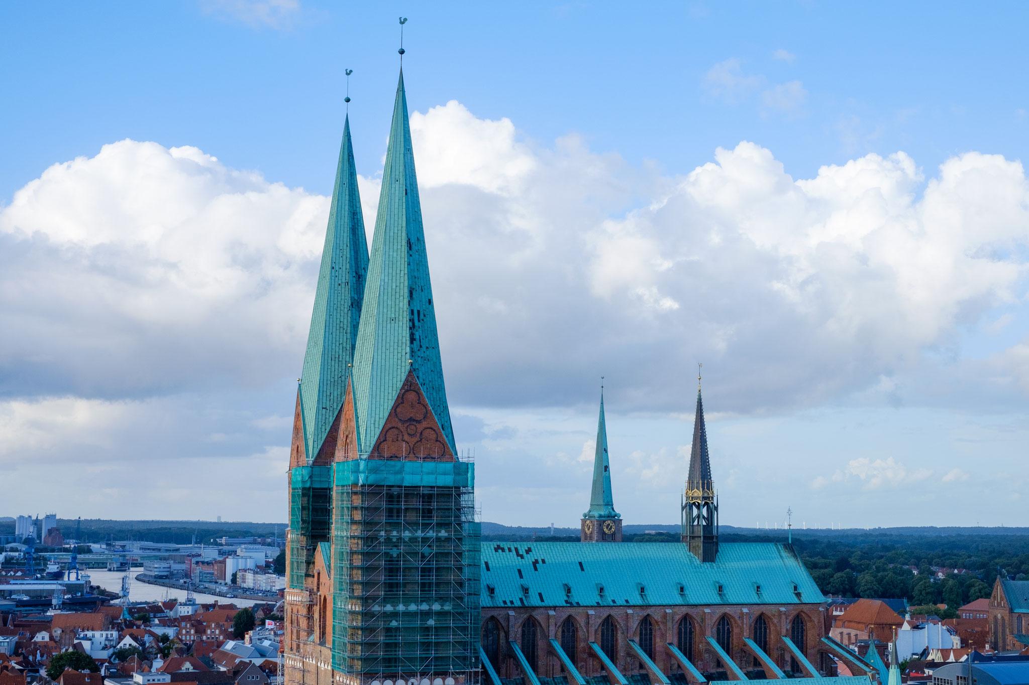 Blick vom St. Petri Turm VI