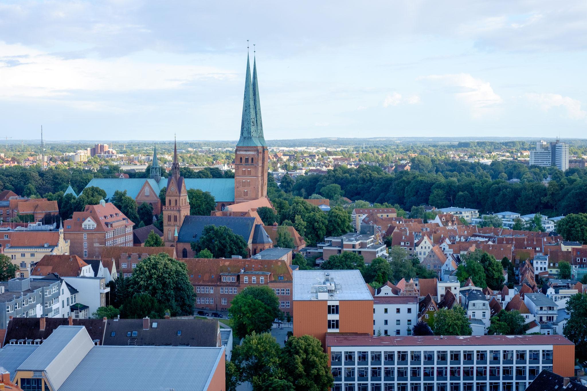 Blick vom St. Petri Turm II