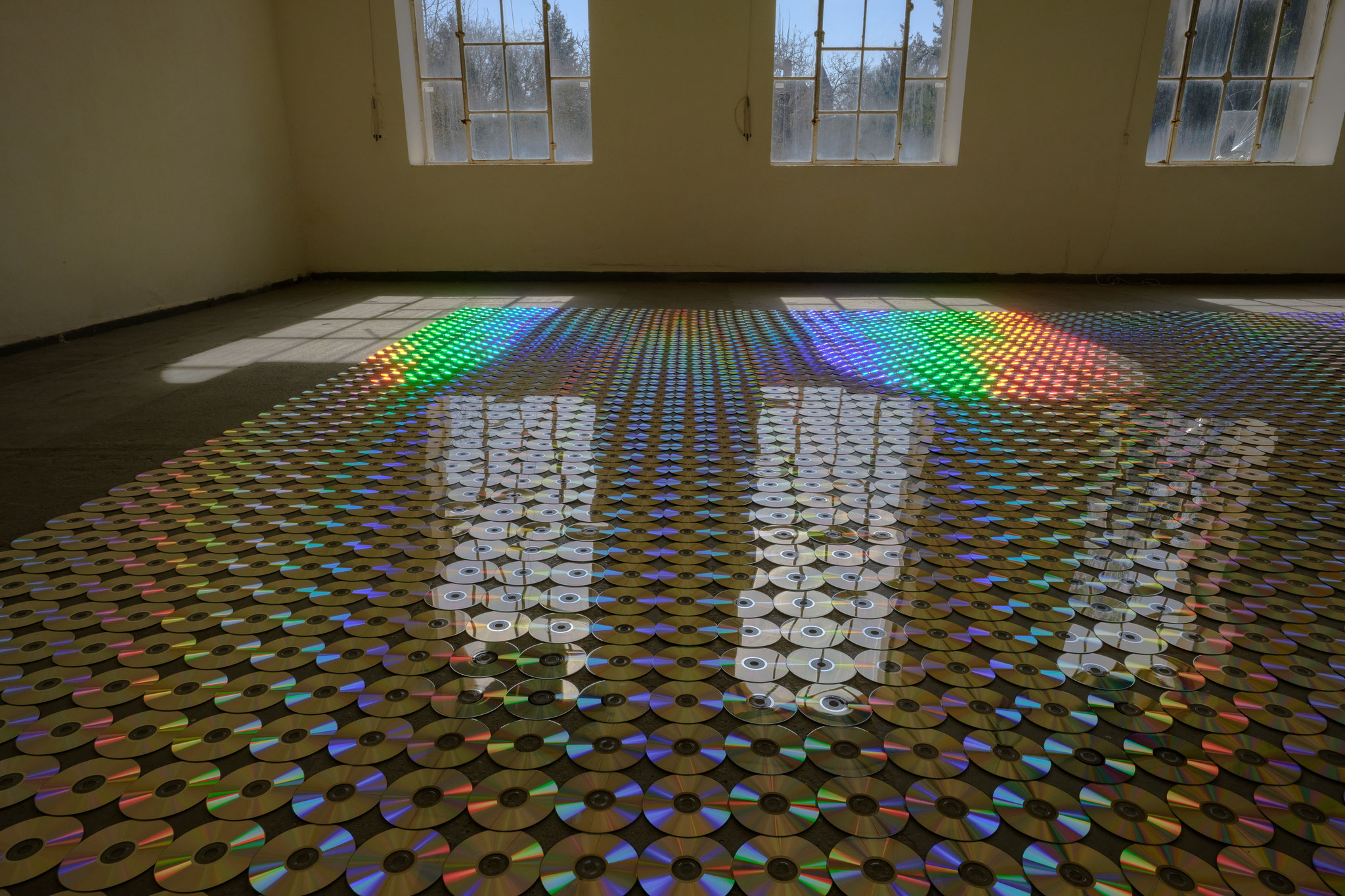 Installation (c) Detlef Schweiger http://schweigwerk.de/