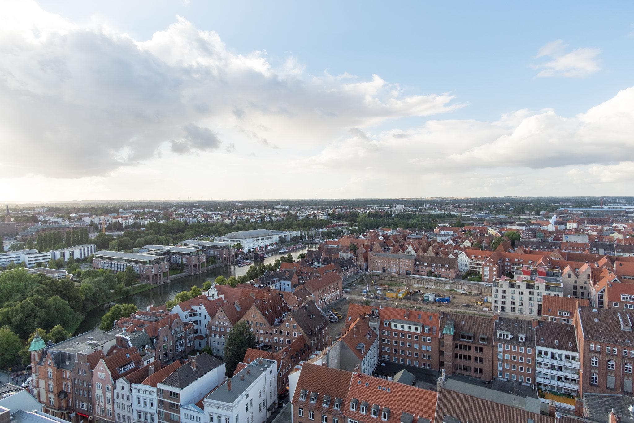 Blick vom St. Petri Turm IV