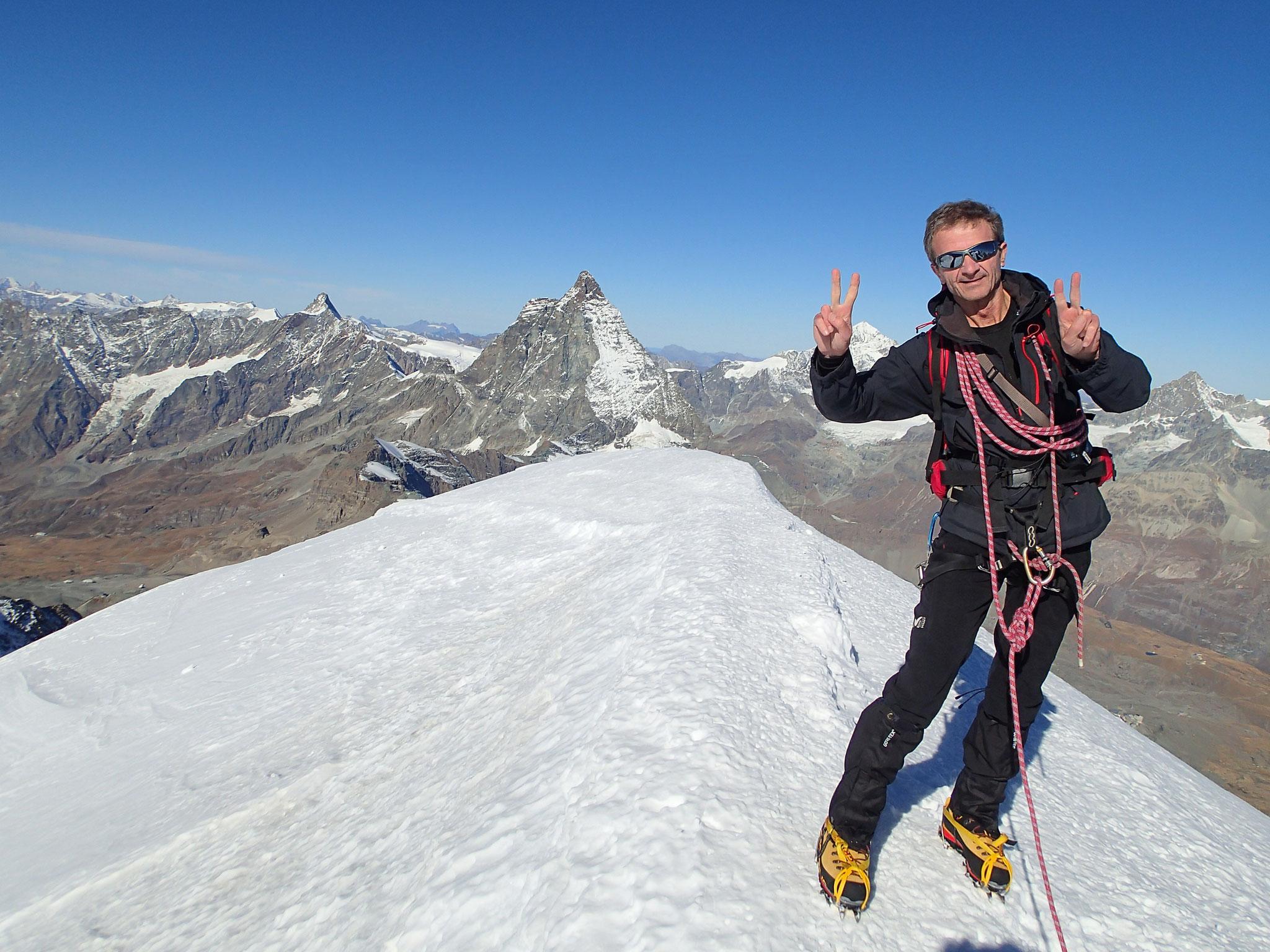 Et coté Cervin-Matterhorn