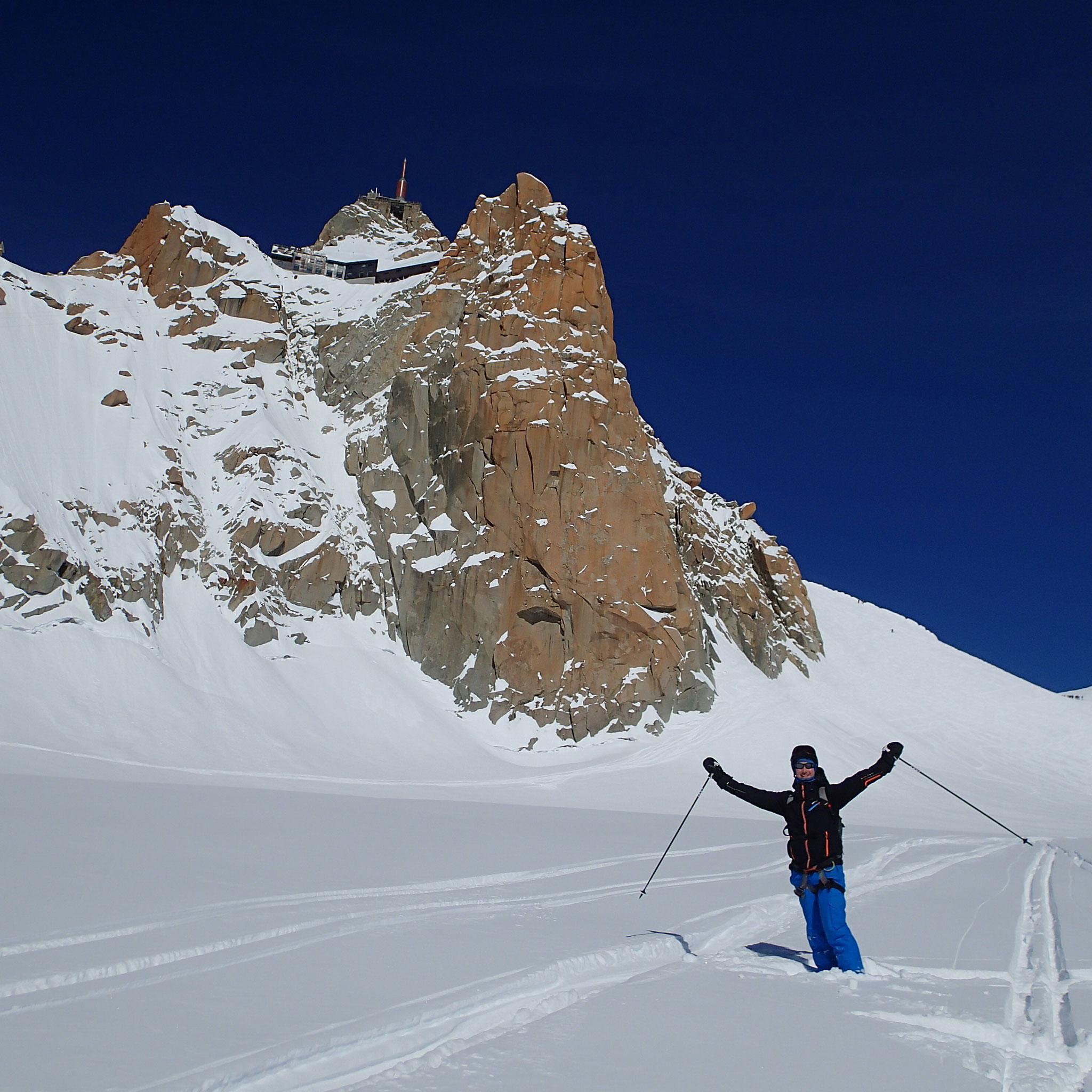 Au Col du Midi