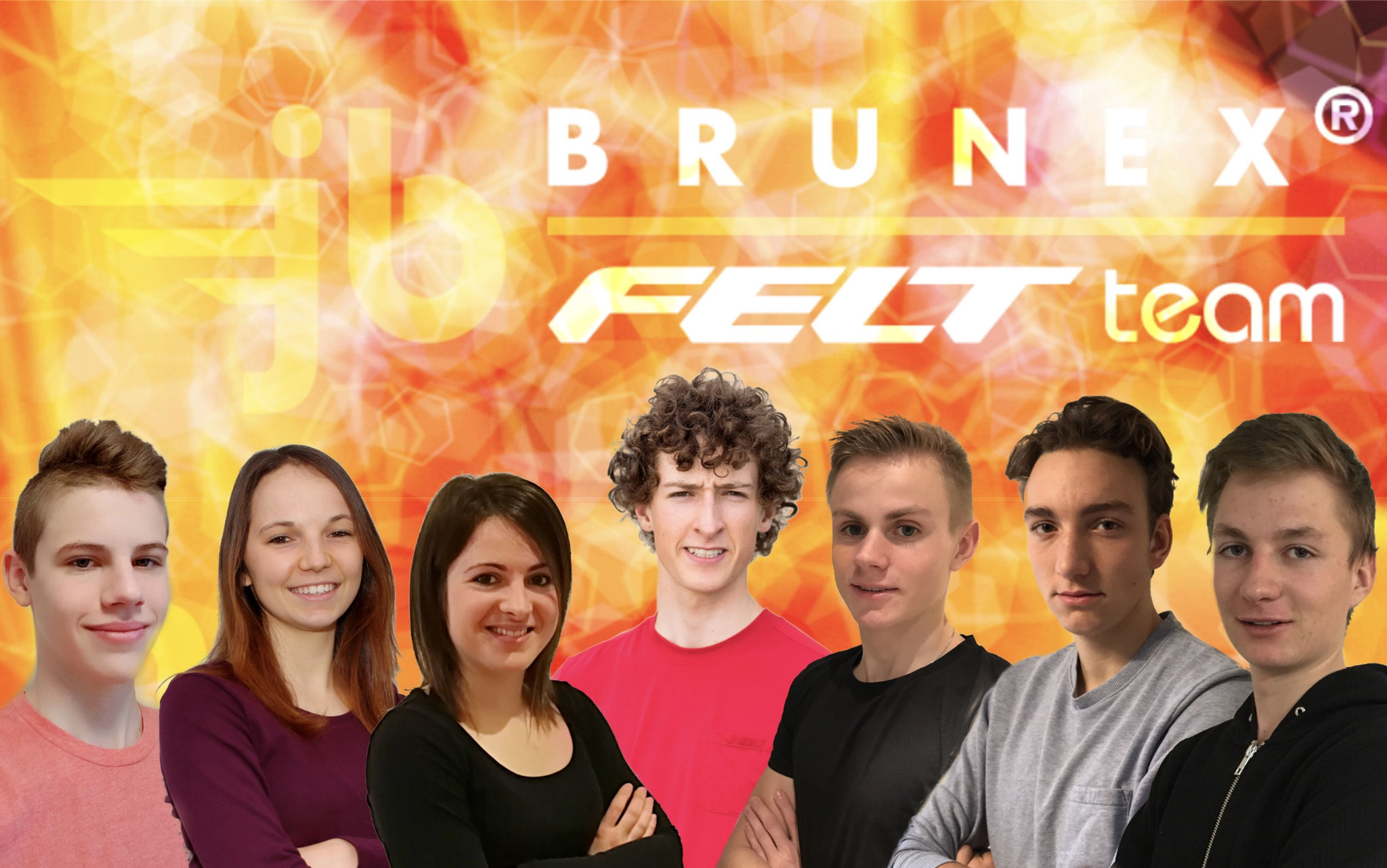 jb BRUNEX Felt Factory Team 2018