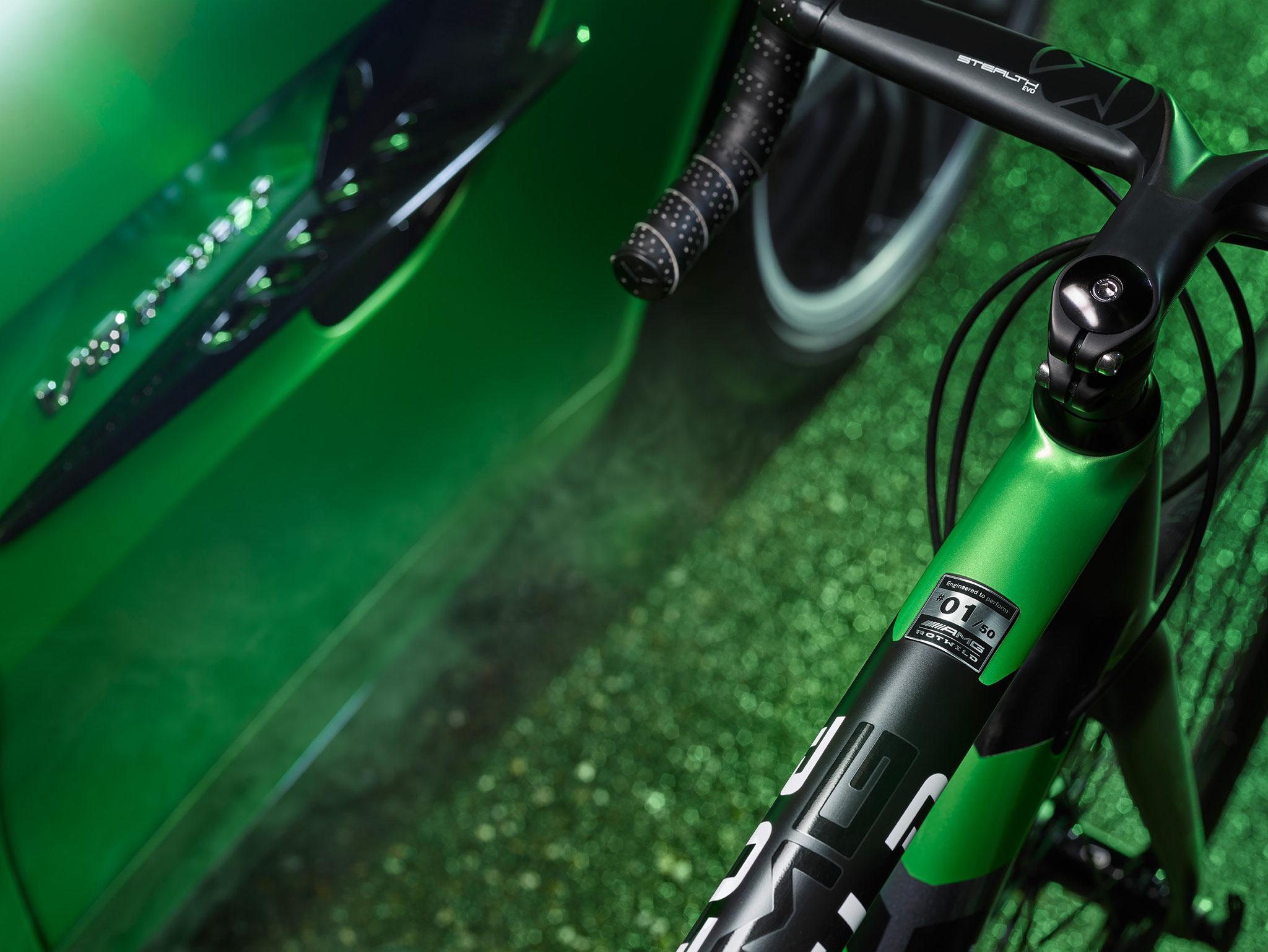 """ROTWILD und Mercedes-AMG stellen vor: R.S2 Limited Edition """"Beast of the Green Hell"""""""