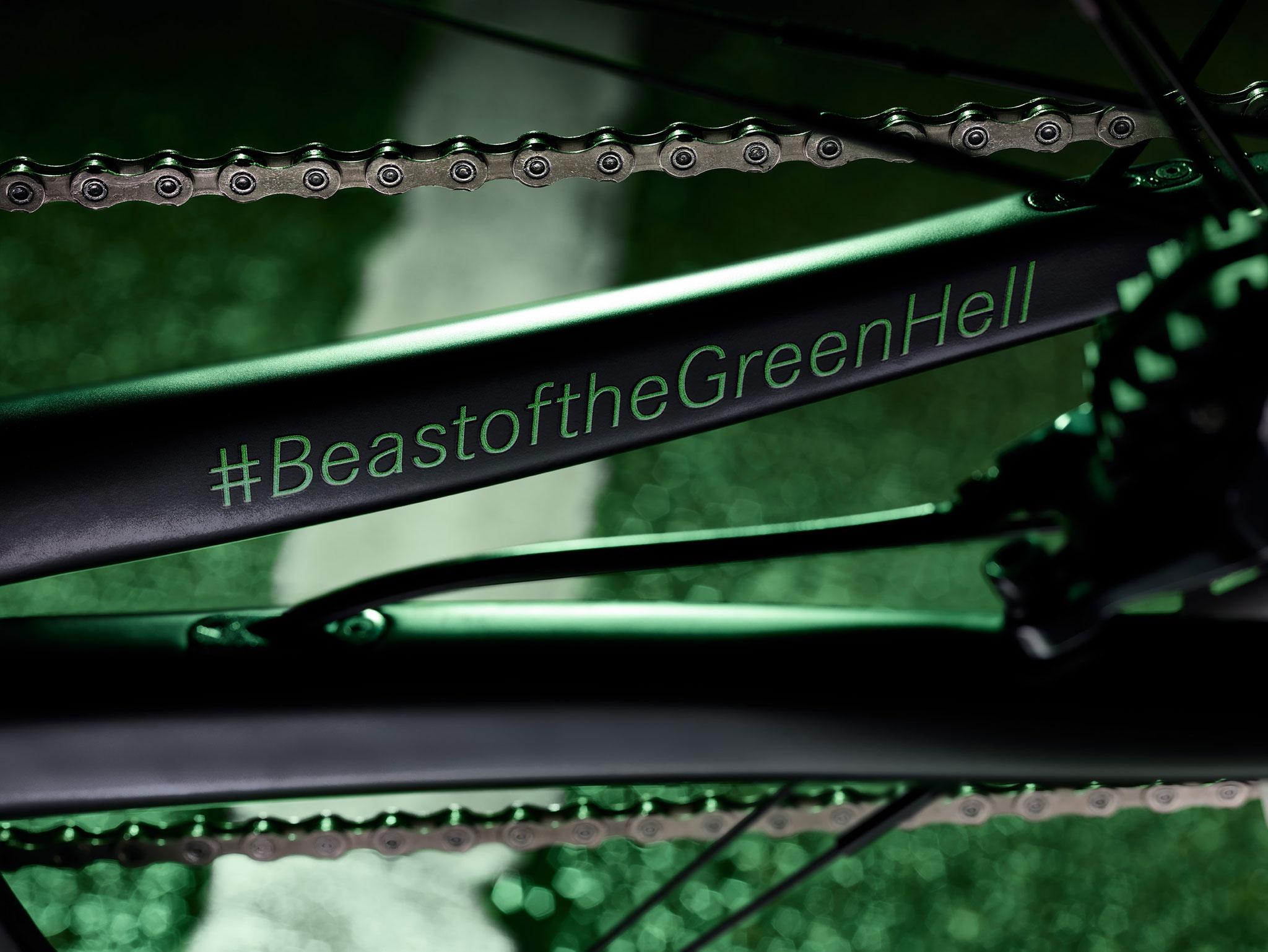 """ROTWILD und Mercedes-AMG stellen vor: R.S2 Limited Edition """"Beast of the Green Hell""""ROTWILD und Mercedes-AMG stellen vor: R.S2 Limited Edition """"Beast of the Green Hell"""""""
