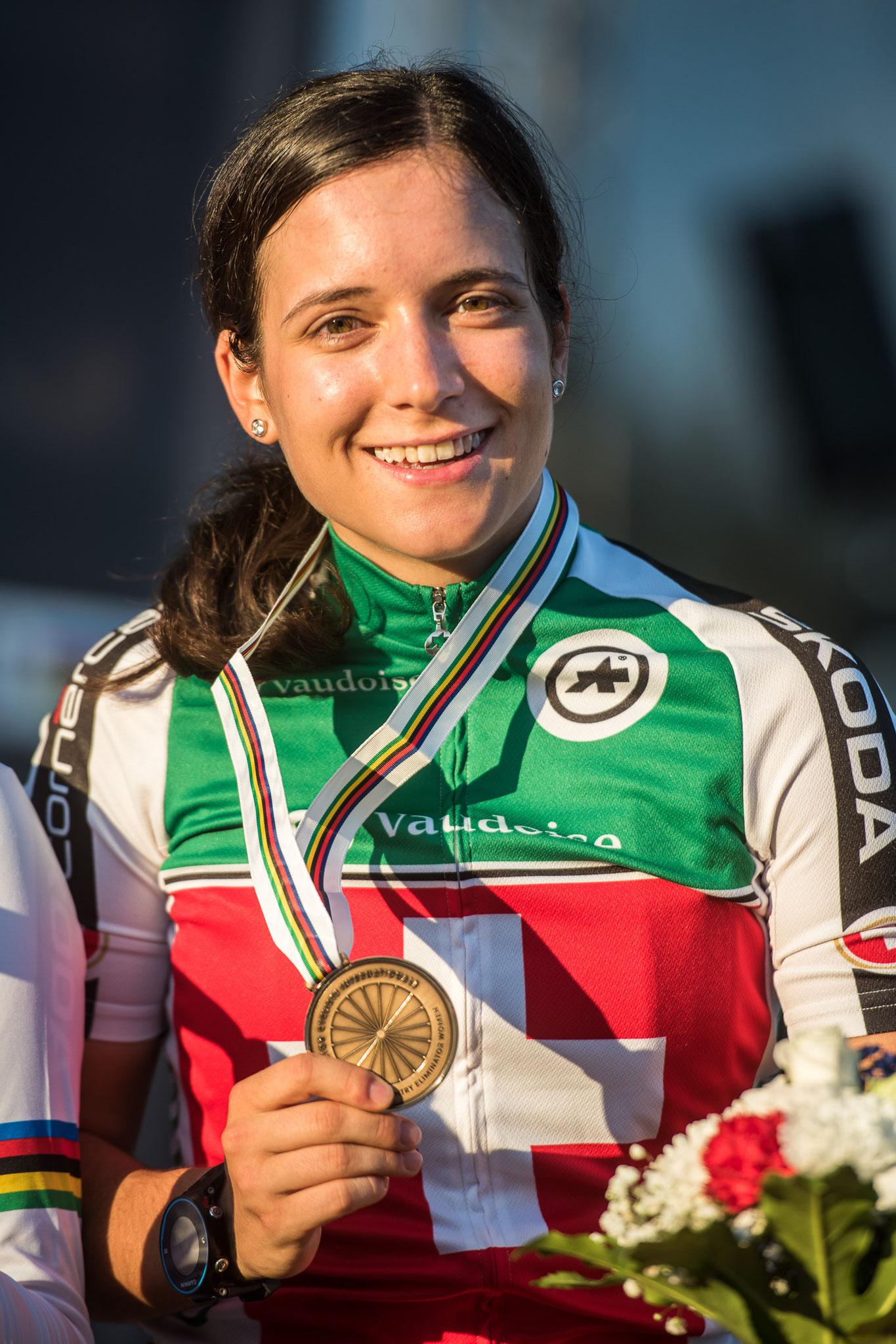 Ramona Forchini Worldchamp U23 @ Roland Jauch