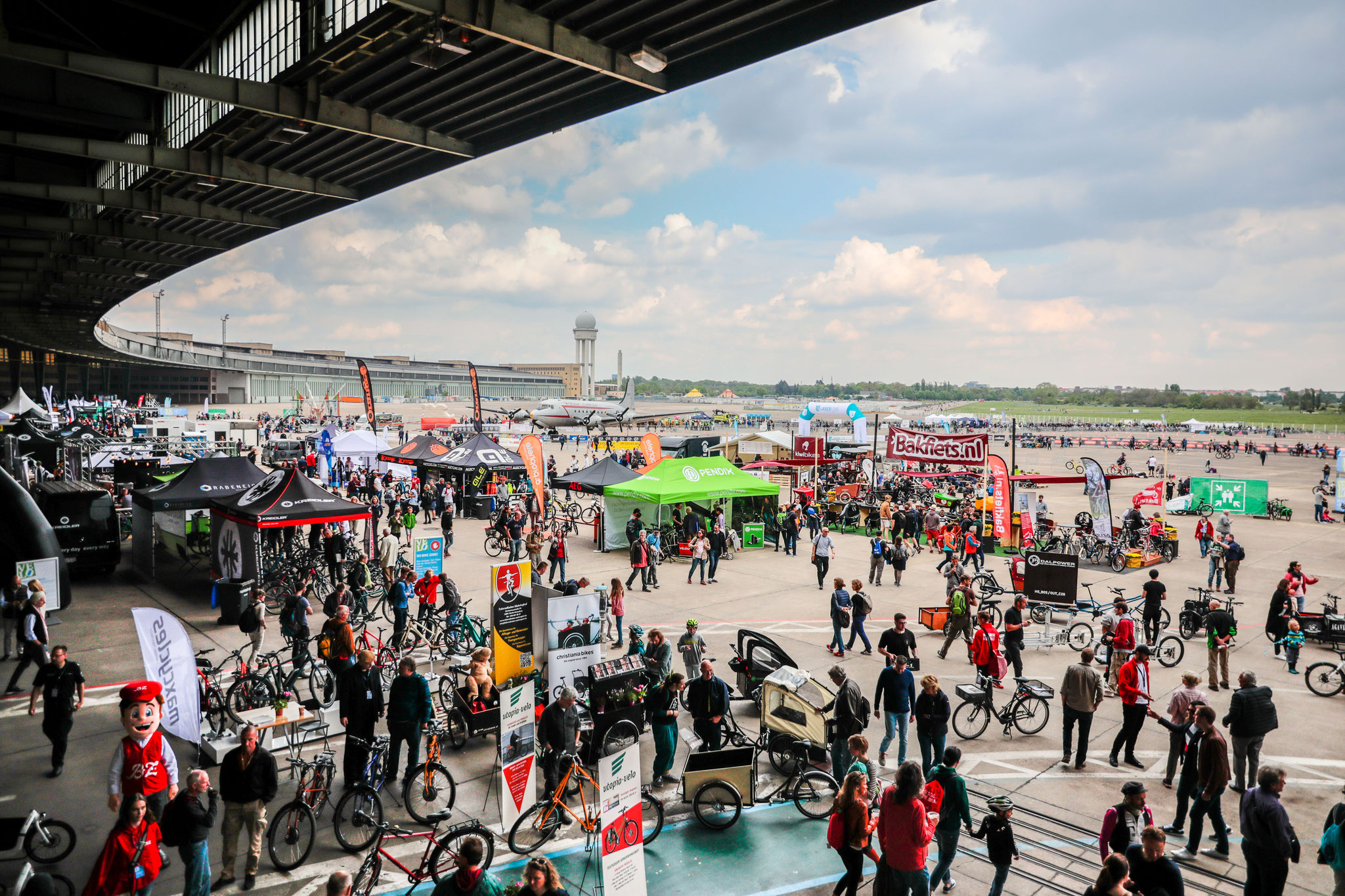 VELOBerlin2019, Open Air, Quelle: Stefan Haehnel